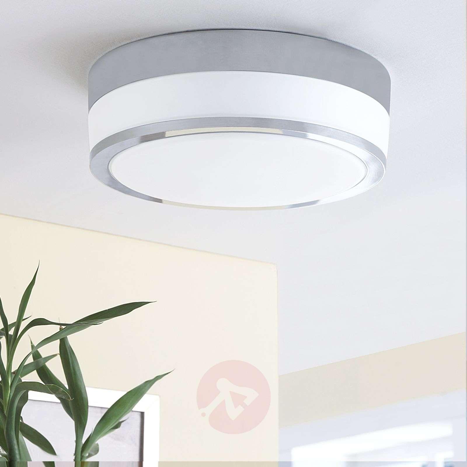 Kylpyhuoneen kattovalaisin Flavi, E27 LED, kromi-9620635-03