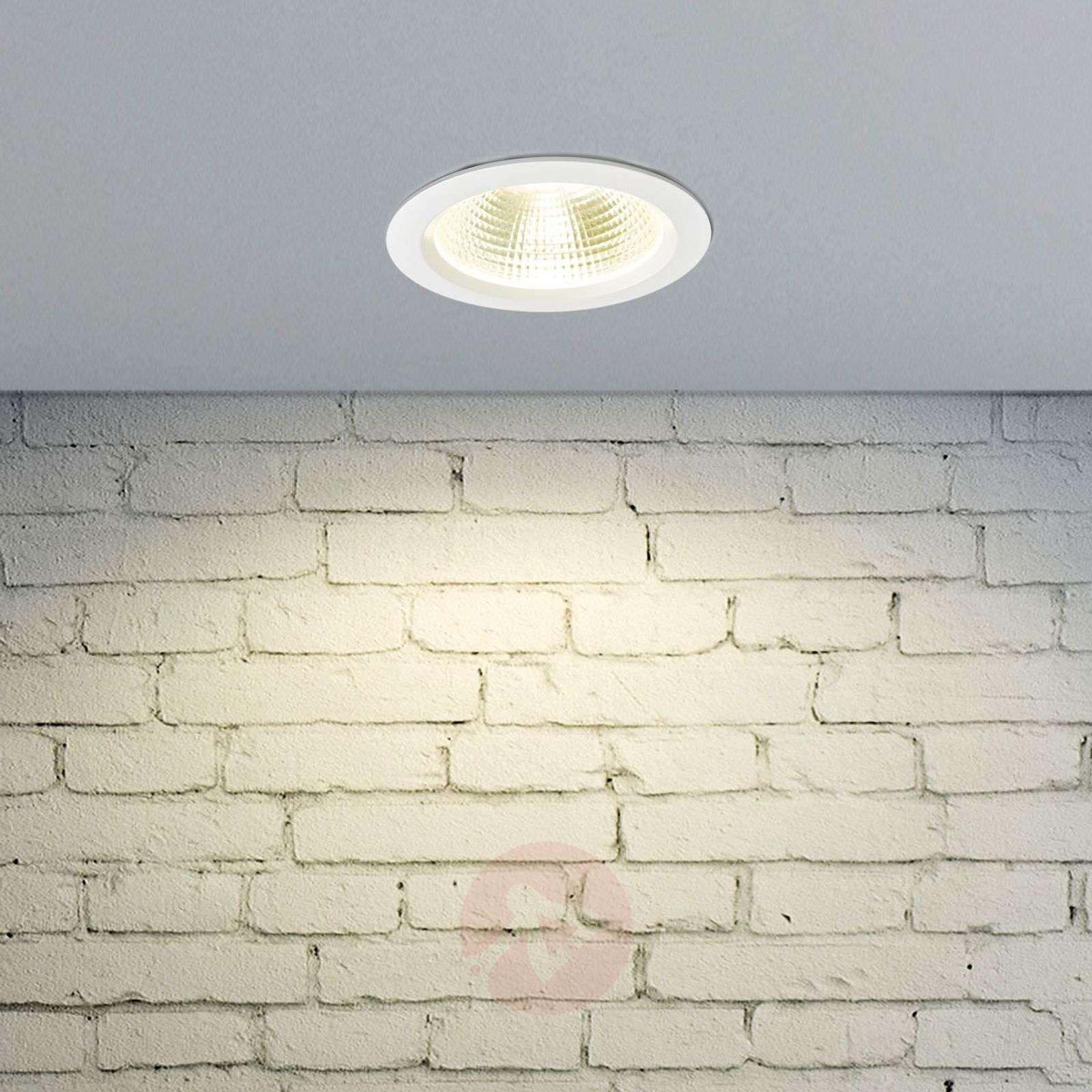 Kylpyhuoneen LED-uppokohdevalo Tadeus, LED, IP65-9966025-05