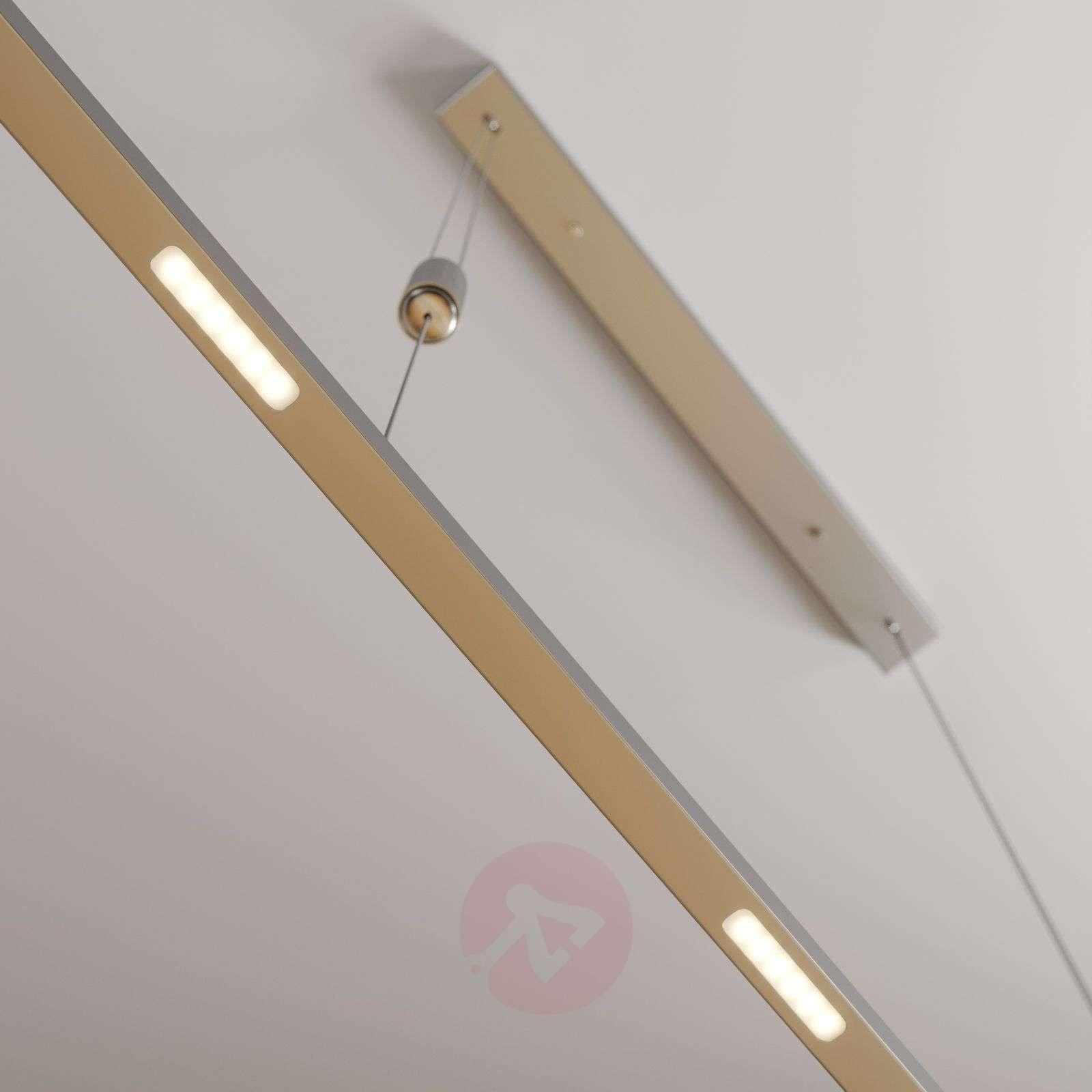 Kytkimestä himmennettävä LED-riippuvalo Arnik-9621935-01