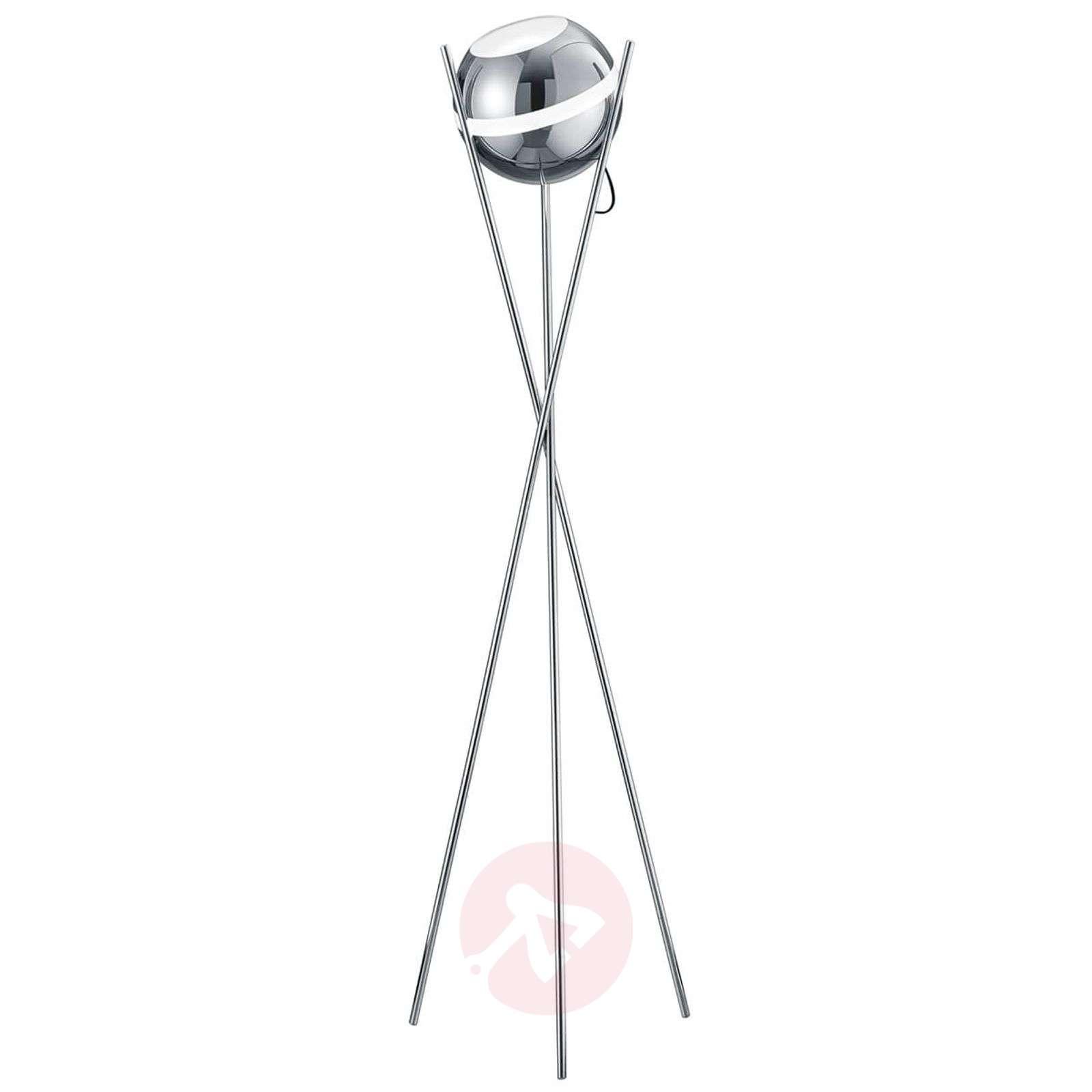 Kytkin-himmennin LED-lattiavalaisin Balloon-9005397-01