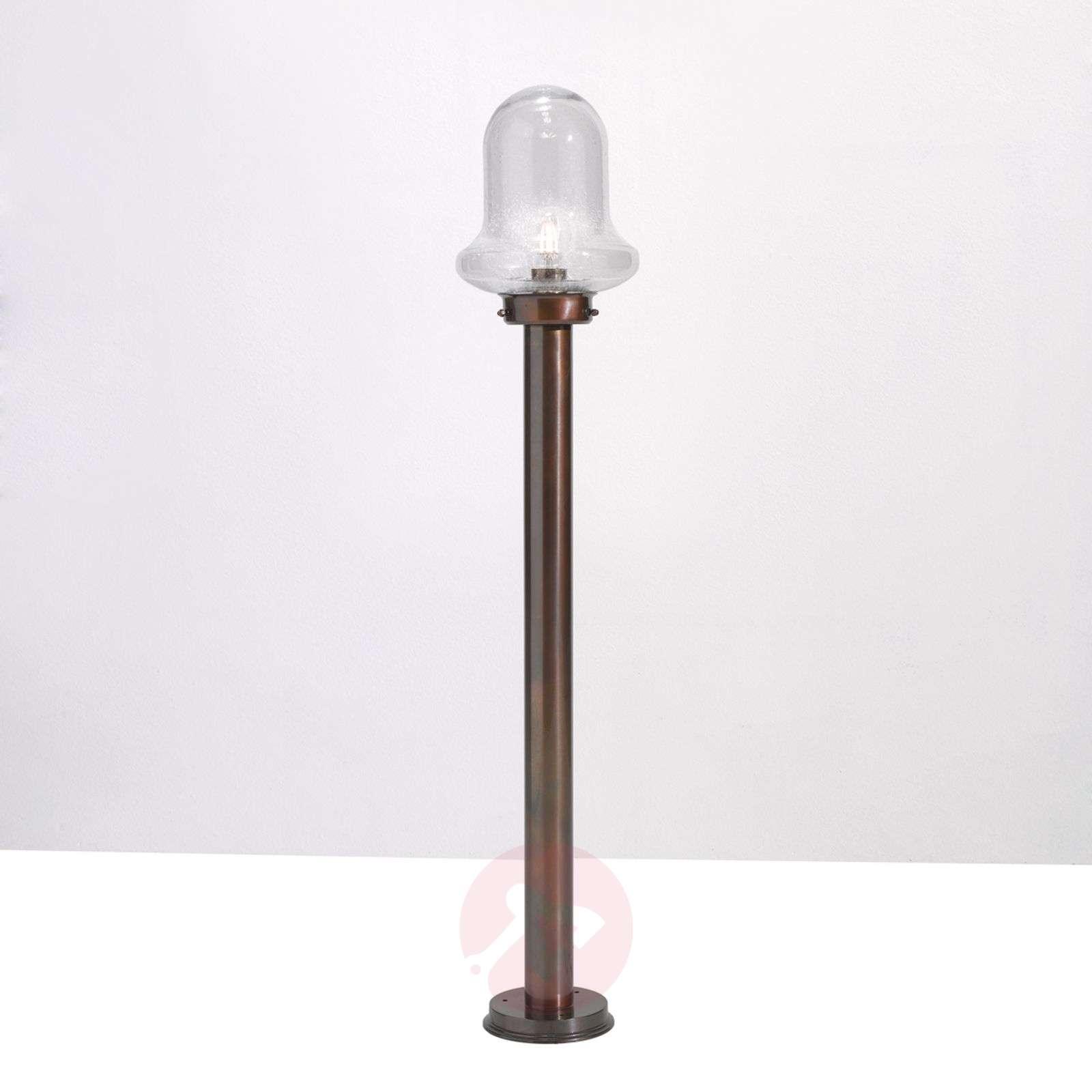 Laadukas Casale-pylväsvalaisin, korkeus 142 cm-2008254-01