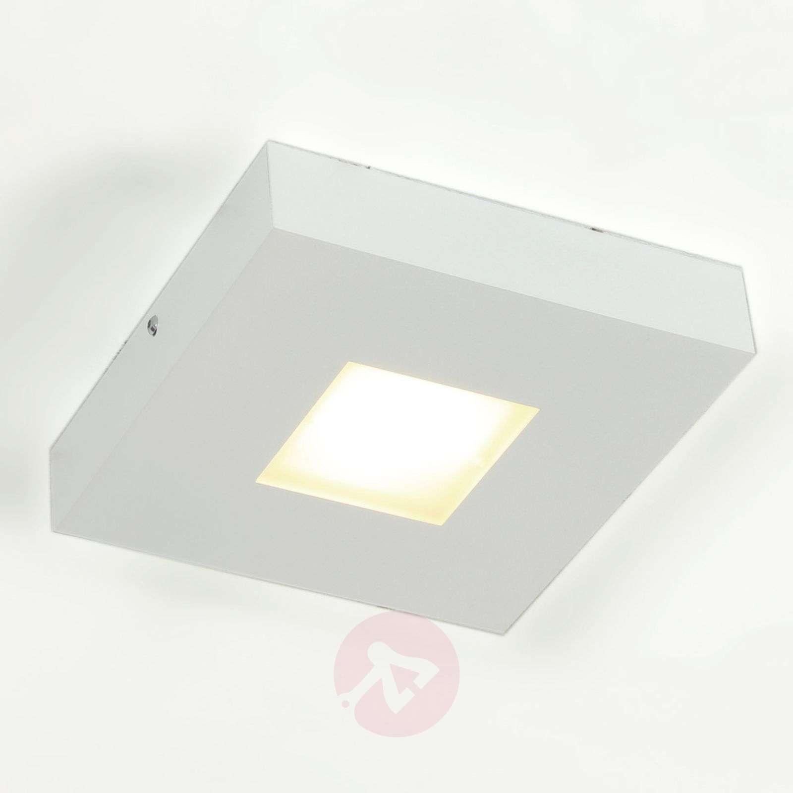 Laadukas LED-kattovalaisin Cubus, valkoinen-1556134-01
