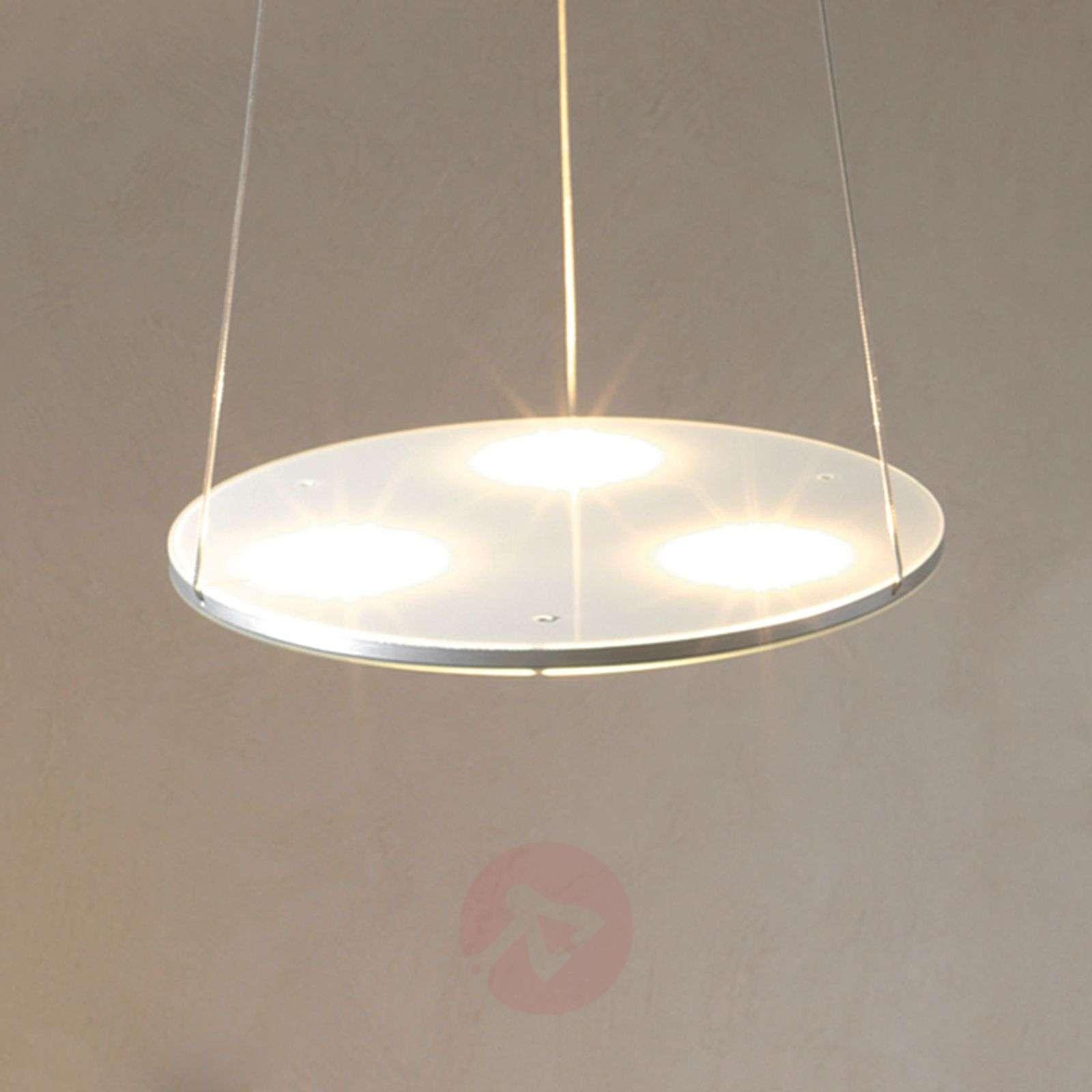 Laadukas LED-riippuvalaisin Avanti, himmennettävä-3051033-01