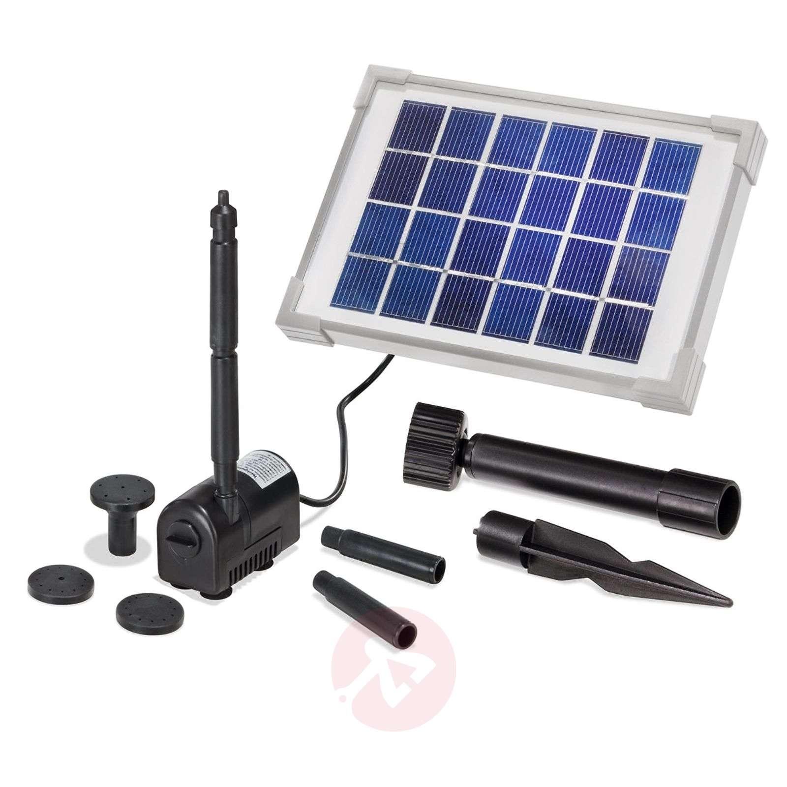 Laadukas RIMINI S-aurinkokennopumppujärjestelmä-3012151-01