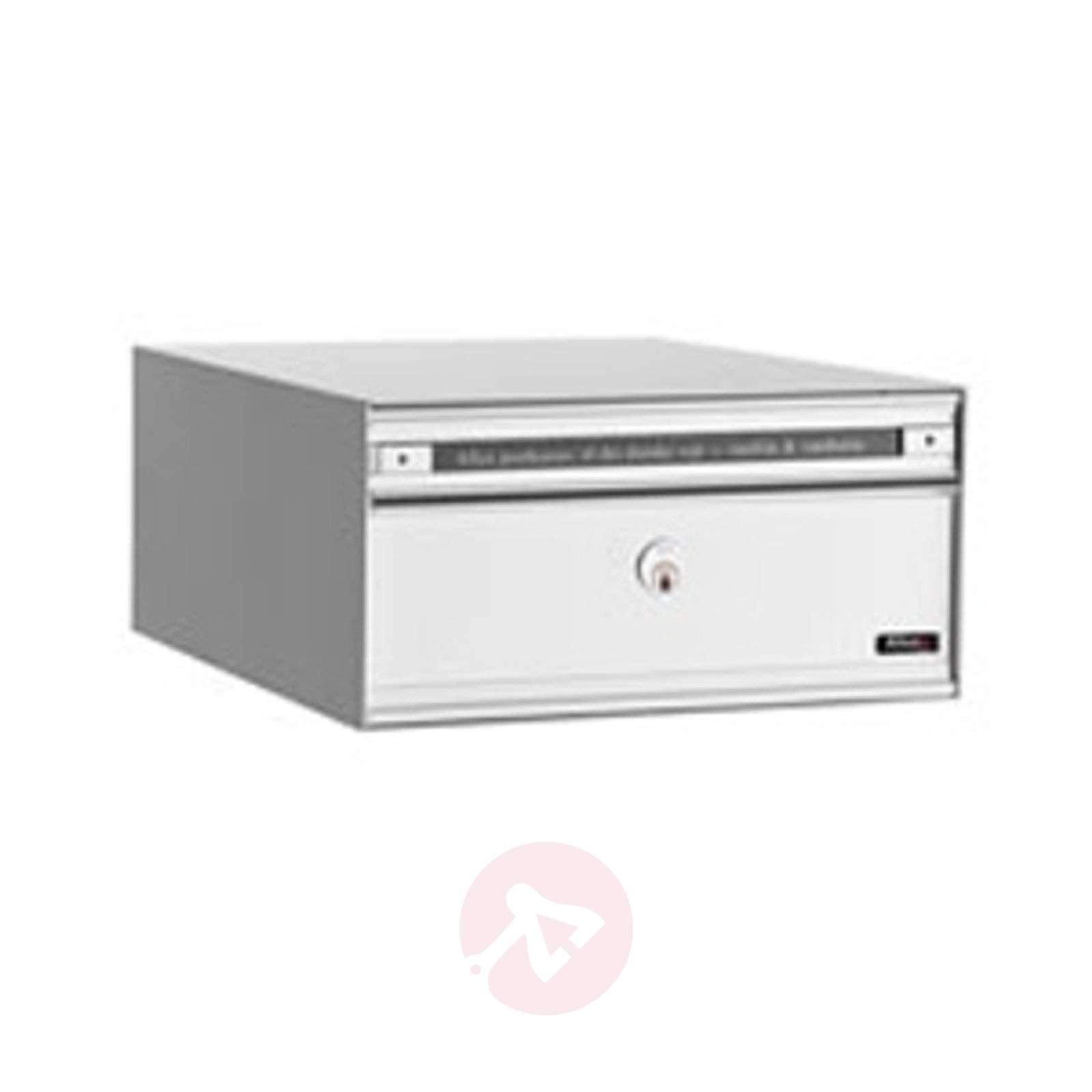 Laajennettava PC1-postilaatikko, teräksinen etuosa-1045061X-01