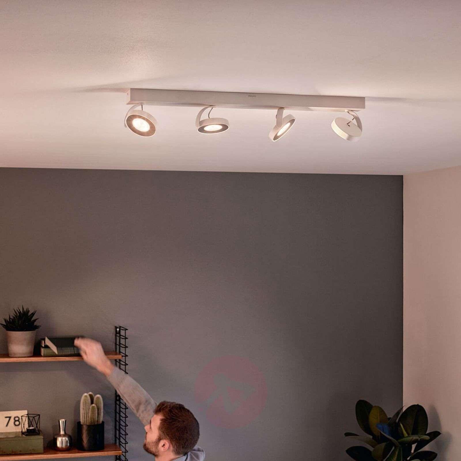 Lämmintä valaistusta – LED-kattospotti Clockwork-7531961-02