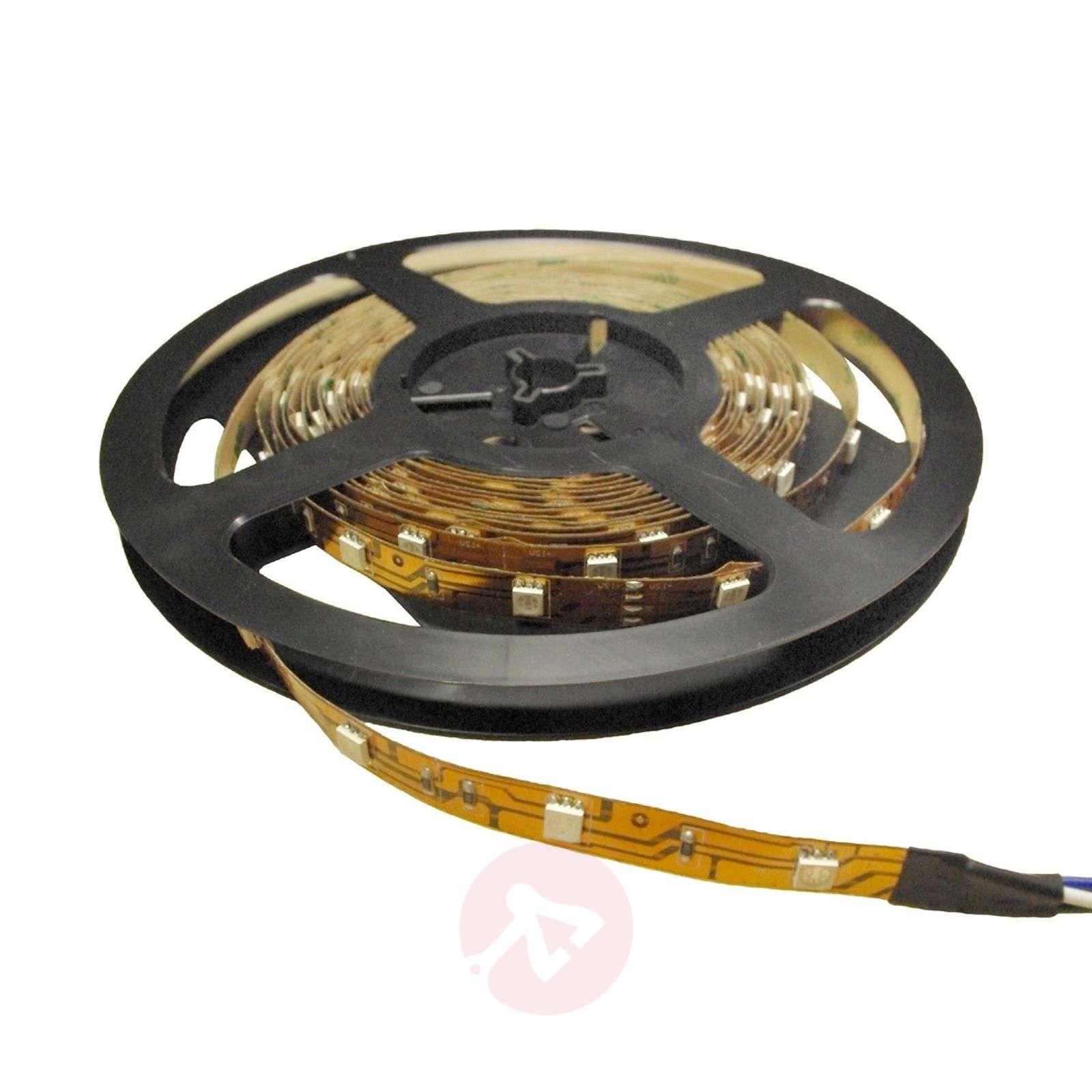 Lämpimän valkoinen Power-LED-valonauha 930-5000078-01