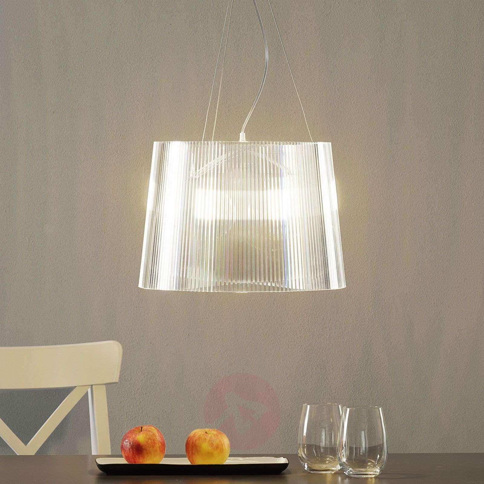 Läpinäkyvä LED-riippuvalo Gè-5541054-01