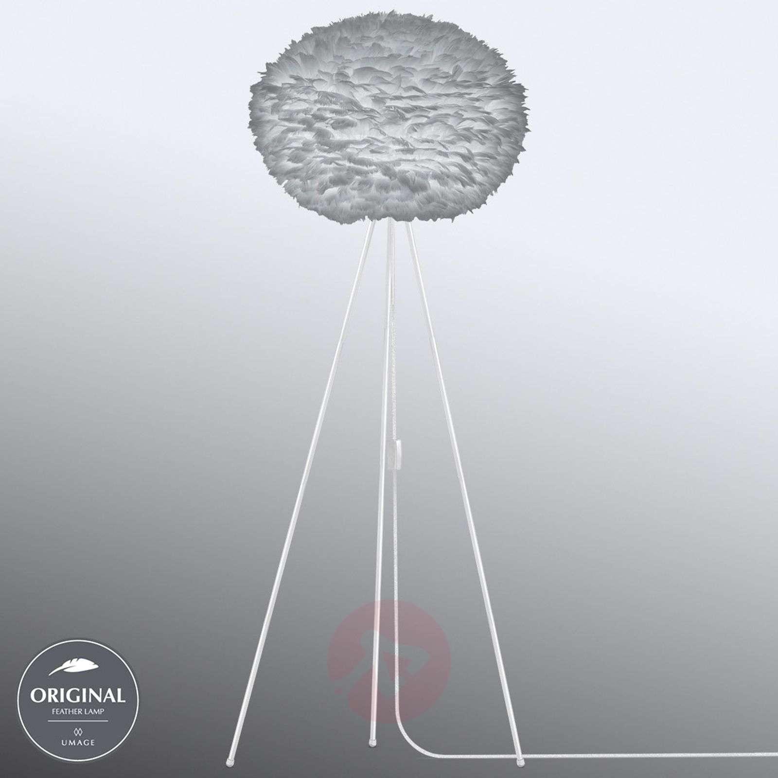 Lattiavalaisin Eos large, 3-jalkainen runko harmaa-9521128-01