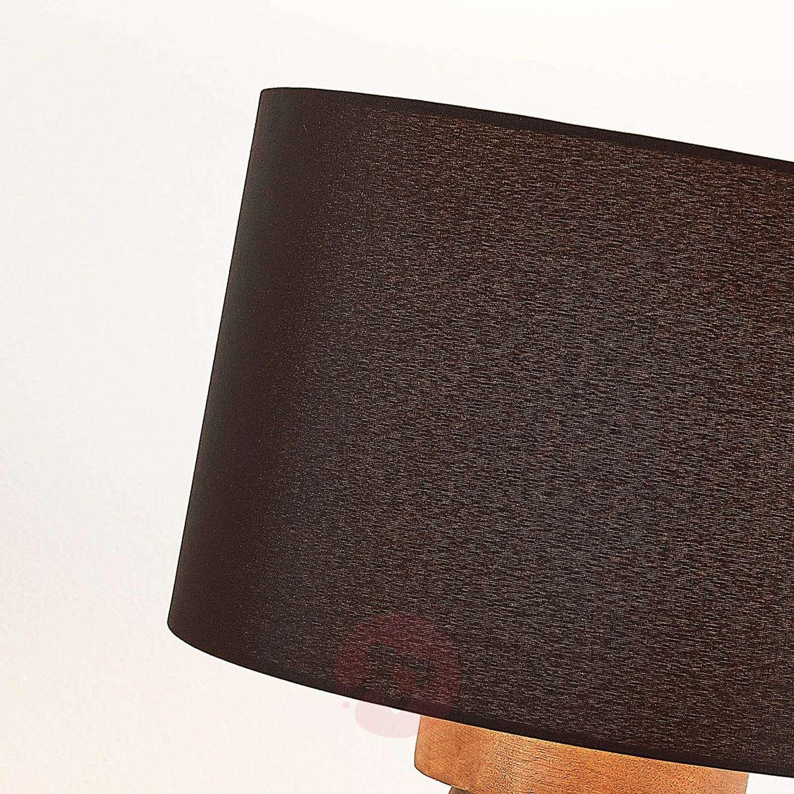 Lattiavalaisin Majken, tummanharmaa/musta-9624170-01