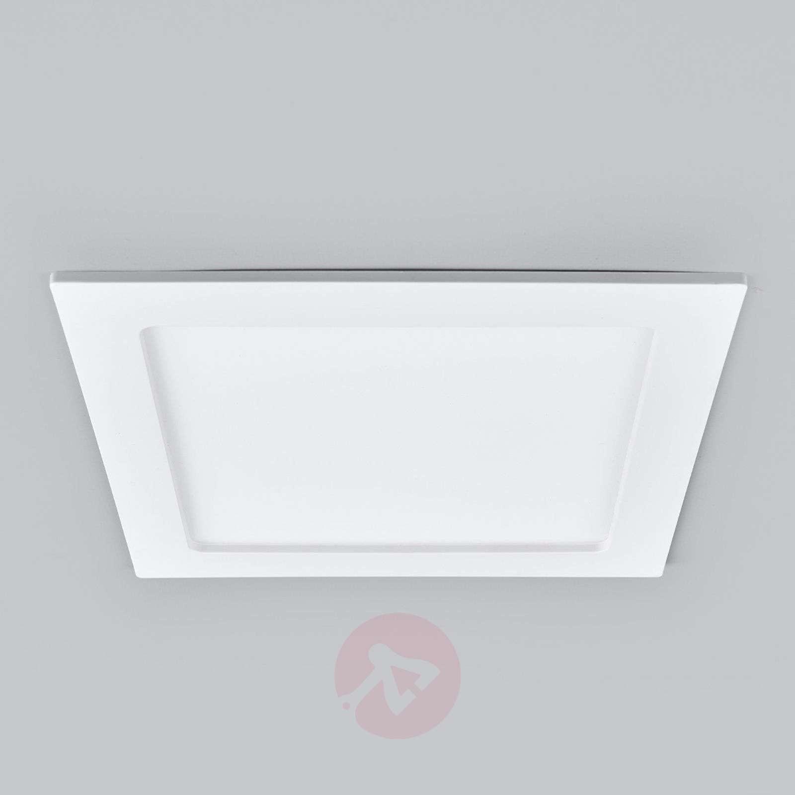 LED-alasvalo Feva kylpyhuoneeseen, IP44, 16W-9978018-020