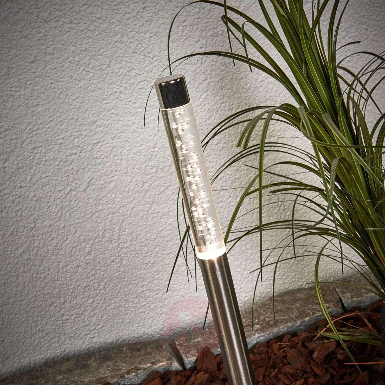 LED-aurinkoenergiavalaisin FELIA, 4 kpl:n setti-5000208-01