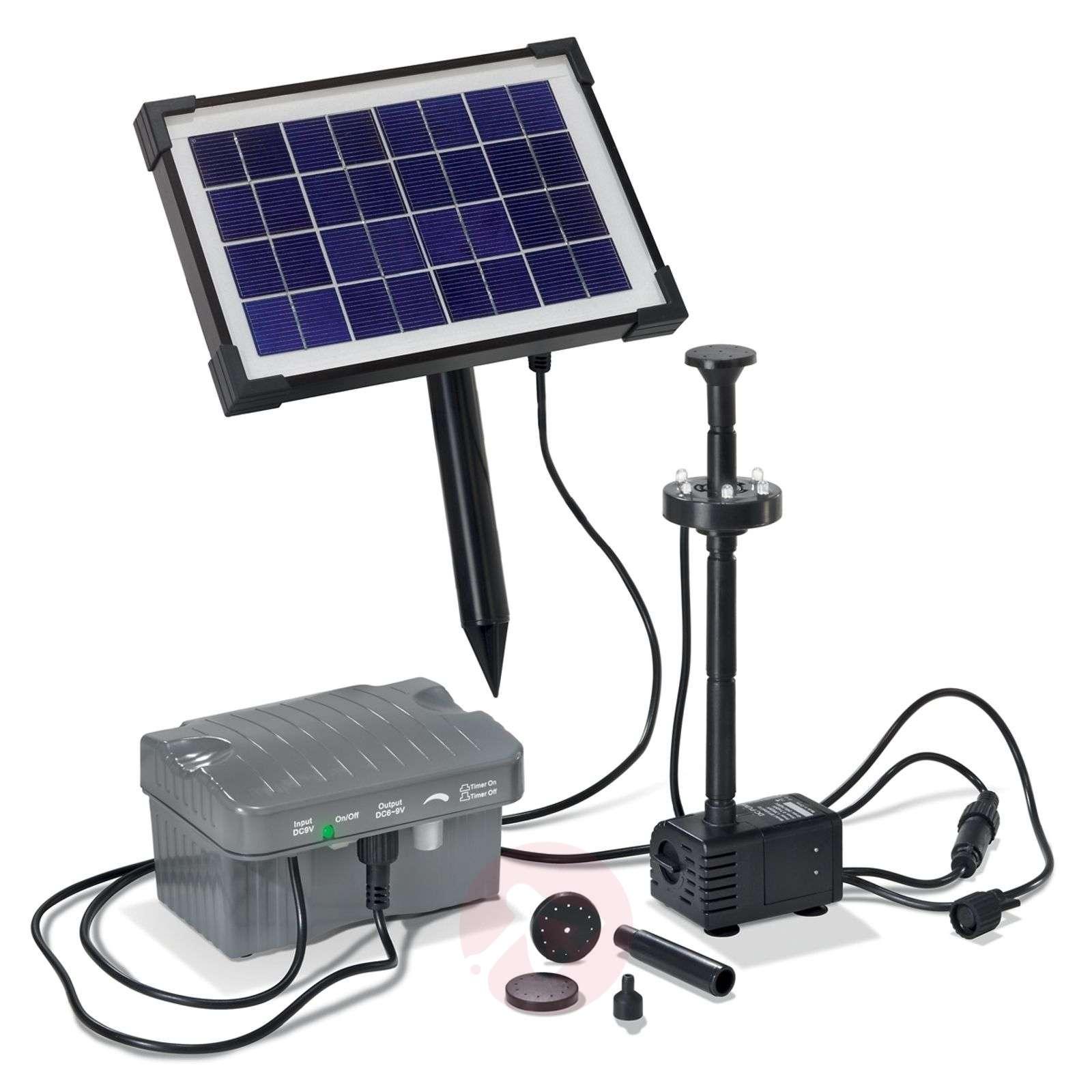 LED aurinkokennopumppujärjestelmä Palermo-3012127-01