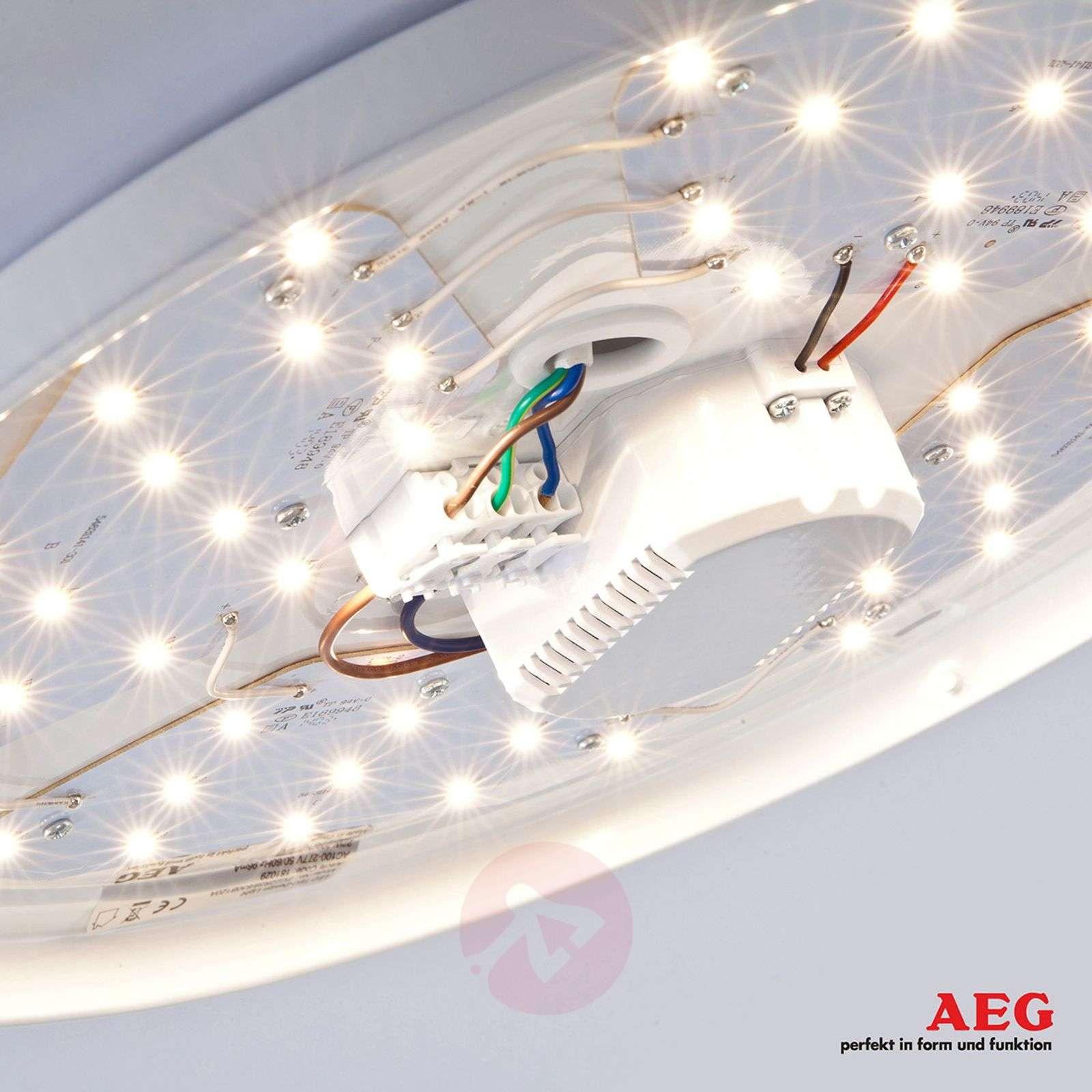 LED Basic pyöreä kattovalaisin, AEG, 14 W-3057001-02