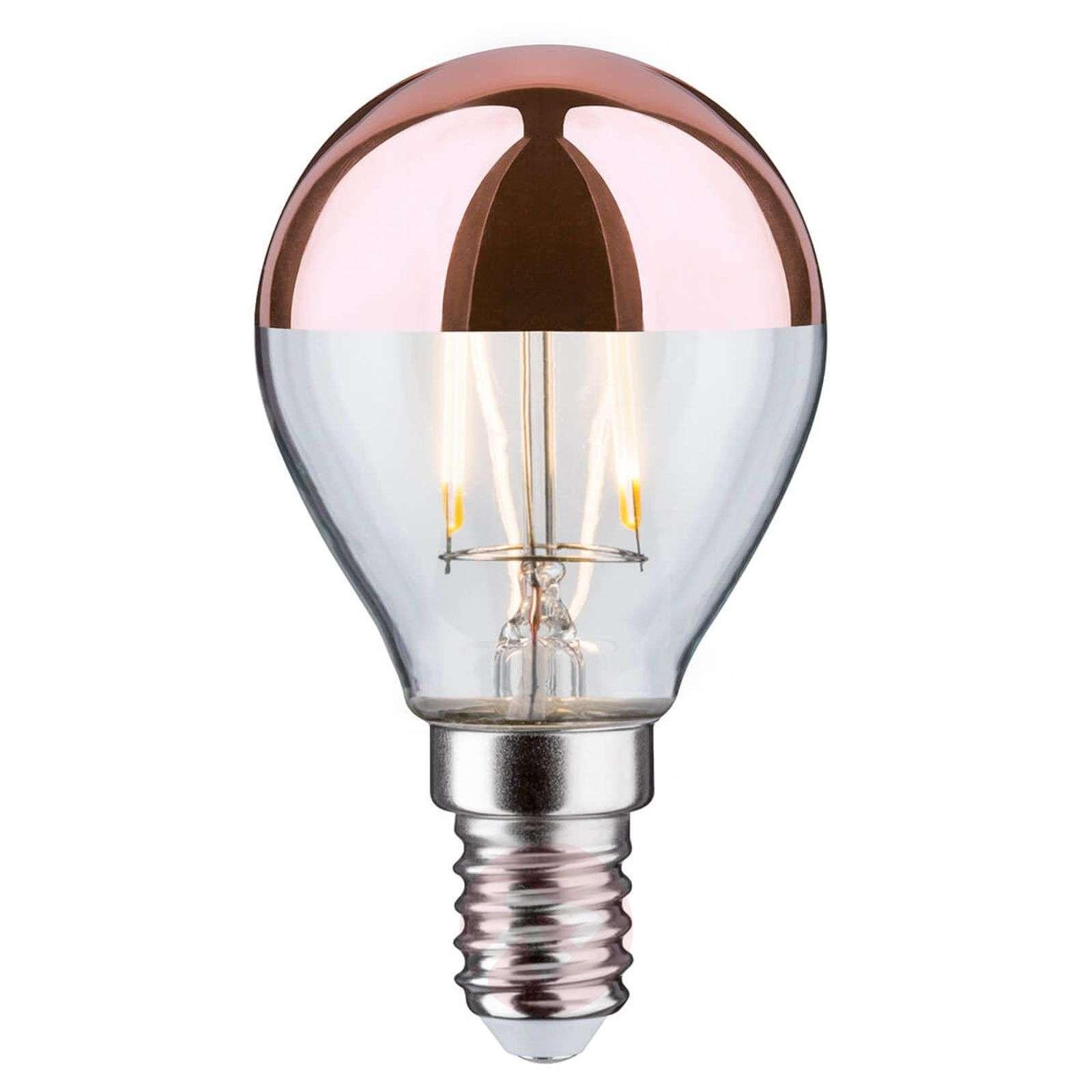 LED-filamentti-pääpeililamppu E14 2,5W 827-7601072-01