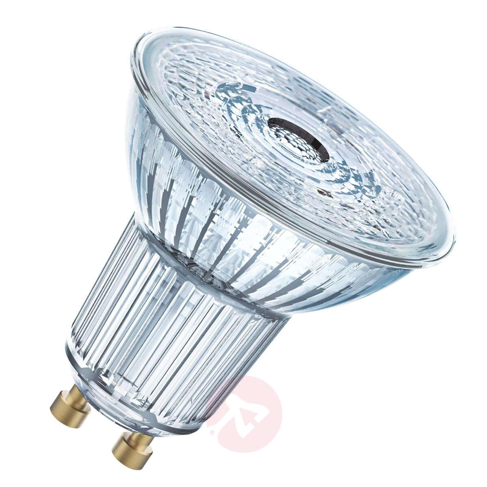 LED-heijastinlamppu GU10 3,6W, lämmin valk., 3 kpl-7262108-02
