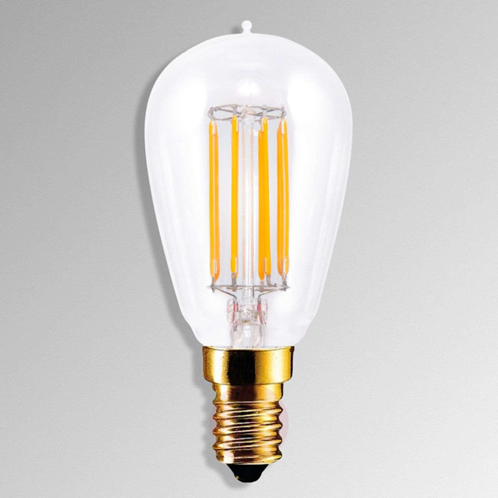 LED-hiililankalamppu E14 4,7W 922-8536085-01