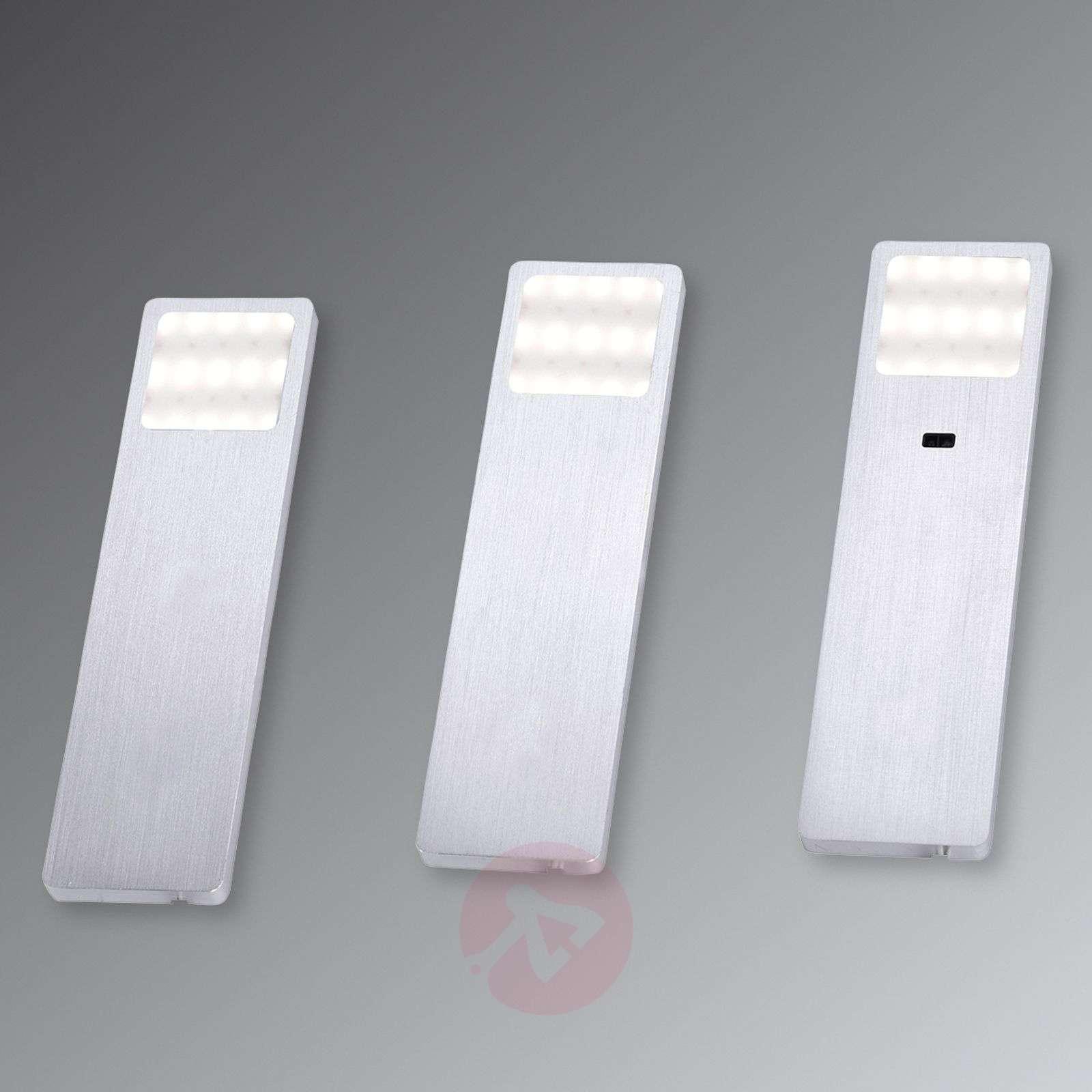 LED-kaapinalusvalaisin Helena 3:n setti anturi 5cm-7610576-07