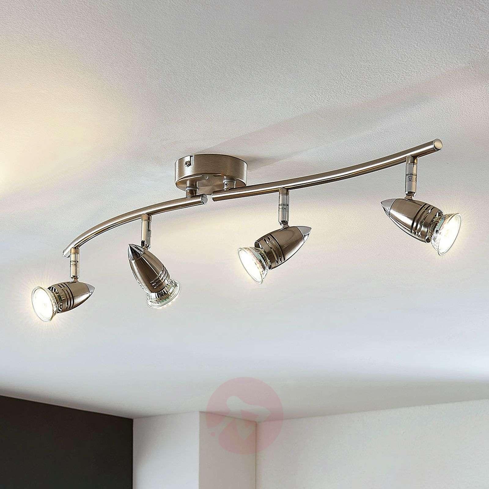 LED-kattokohdevalo Benina, 4-lamppuinen-9950689-01
