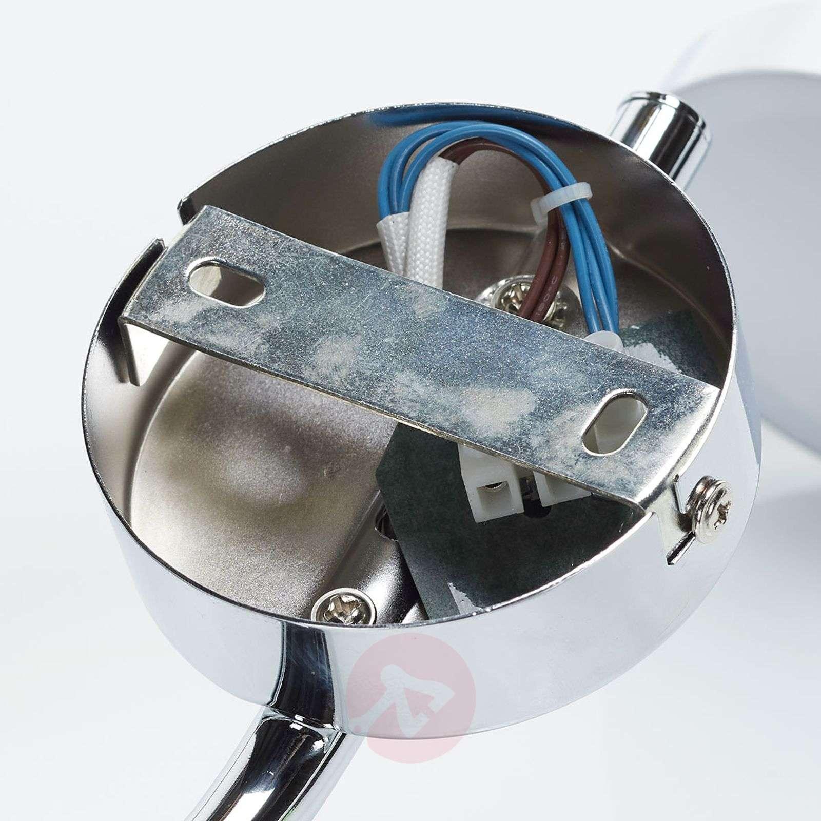LED-kattokohdevalo Keylan 3-lamppuinen, pyöreä-9950665-02