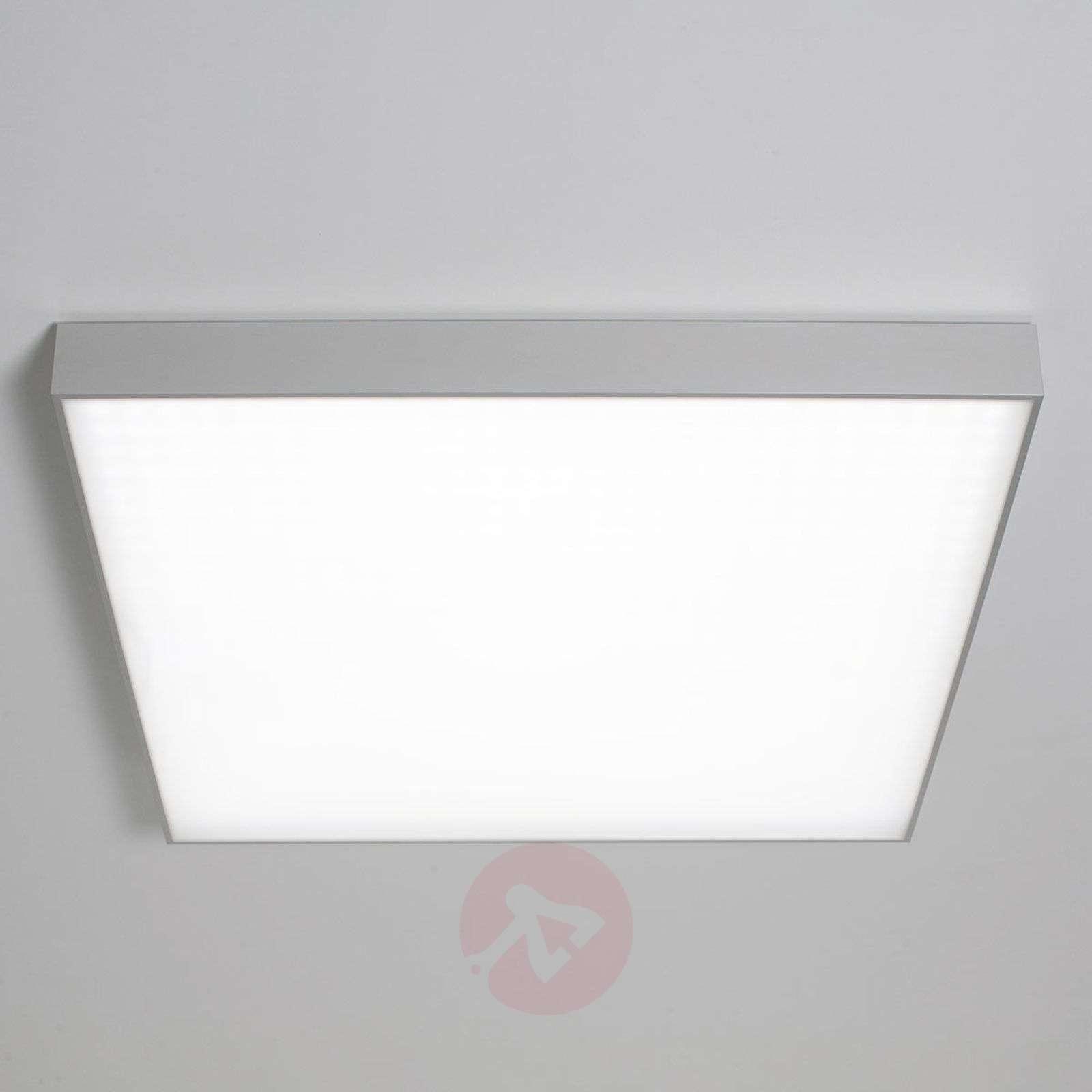 LED-kattolamppu Cadan SD, 63 cm, hopea, 3000K-6523806-01