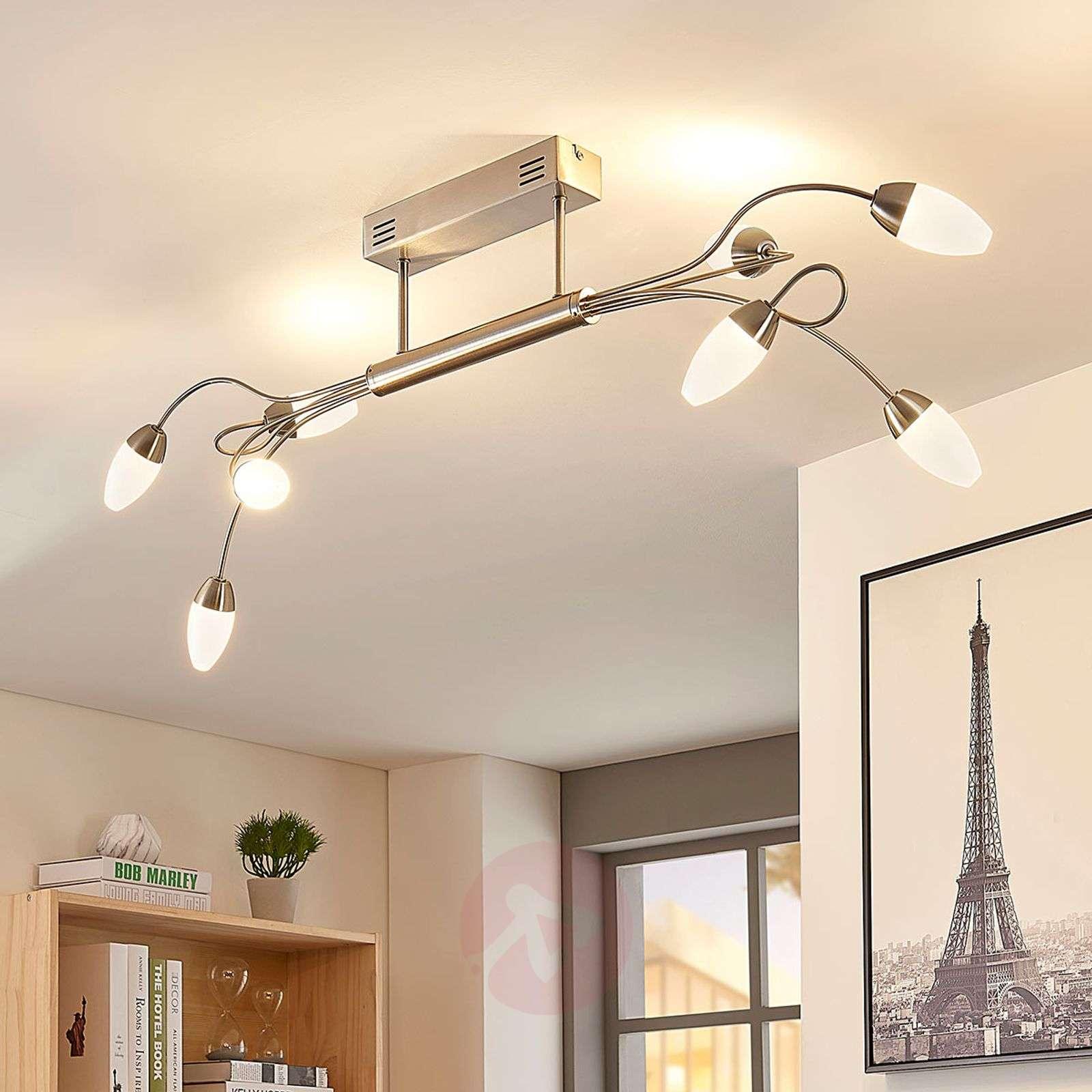 LED-kattolamppu Deyan, 8-lamppuinen-9621948-01