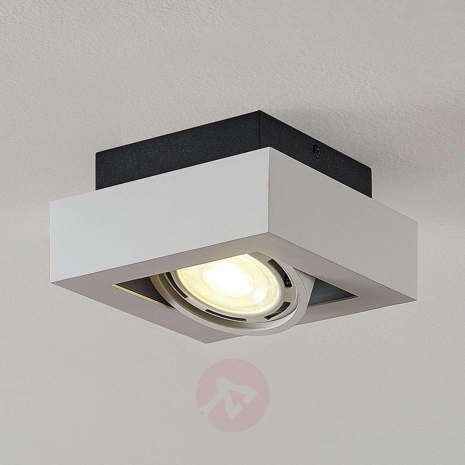 LED-kattospotti Ronka, GU10, 1-lamppuinen, valk.-9624446-01