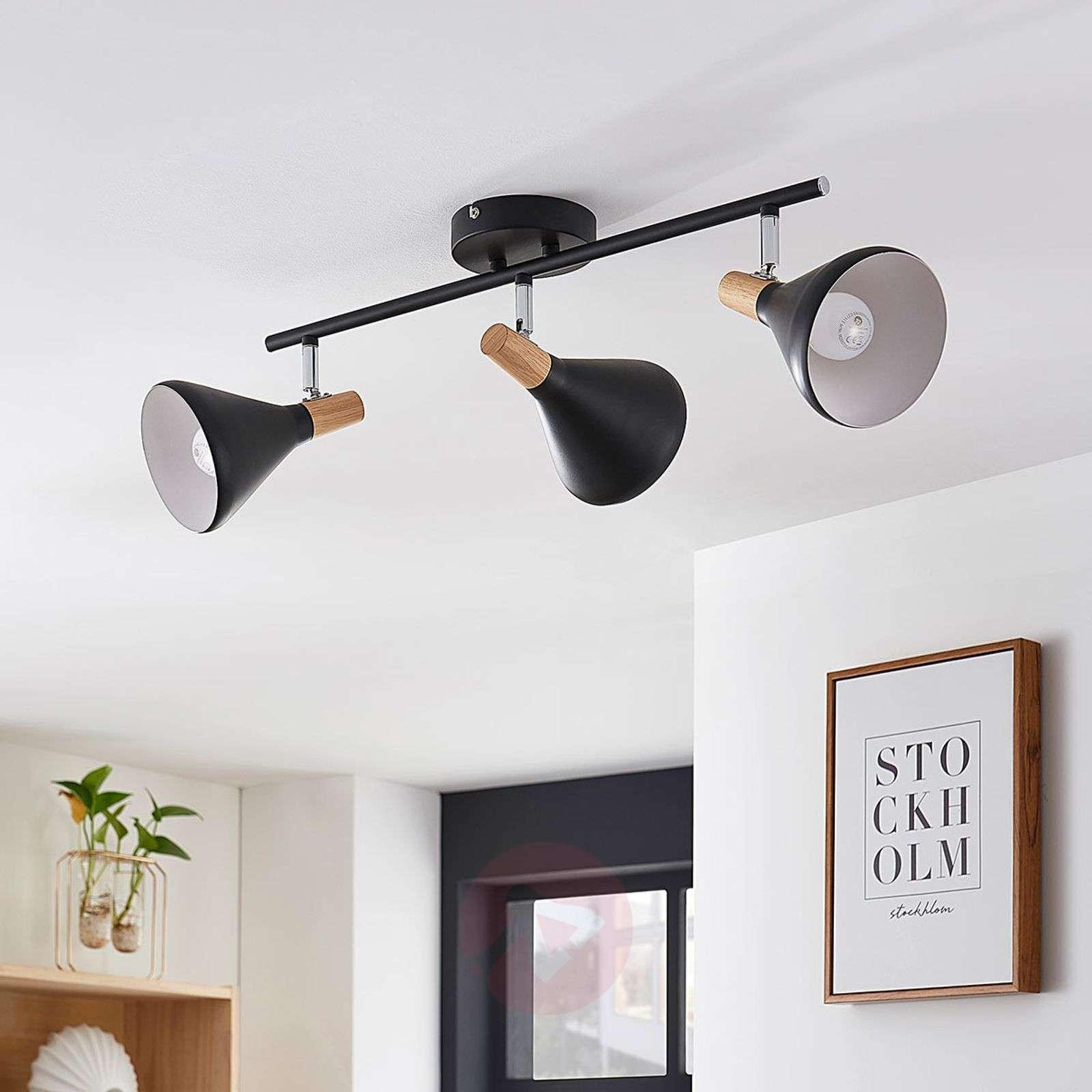 LED-kattovalaisin Arina, skandinaavista tyyliä-9621812-02
