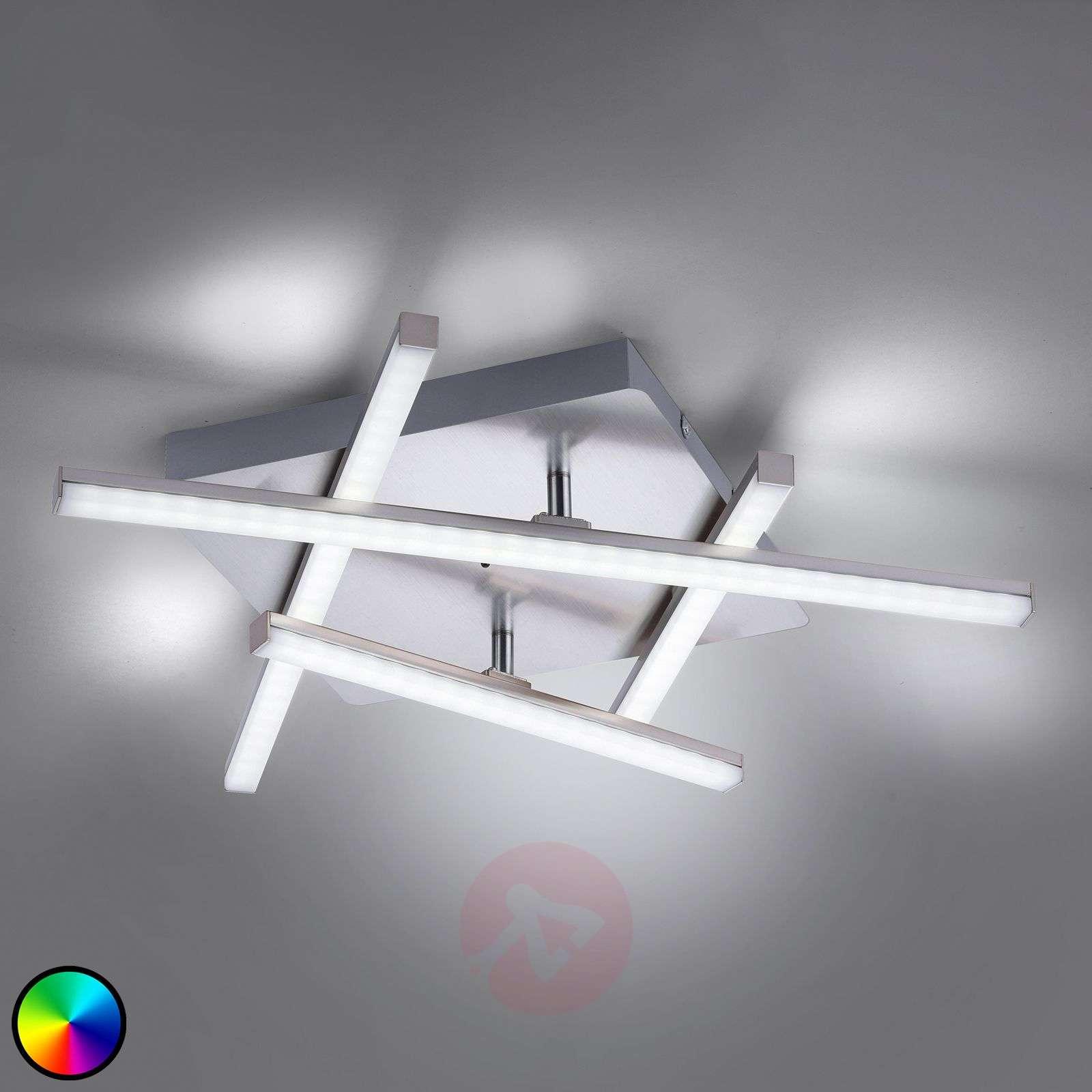 LED-kattovalaisin Caja, sisältää kaukosäätimen-7620044-02
