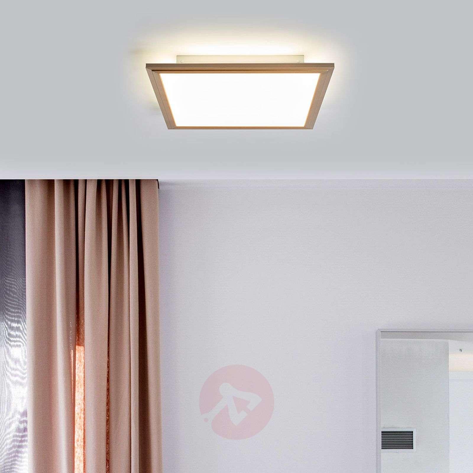 LED-kattovalaisin Corinna, 2700-6200K, 35x35cm-1558121-03