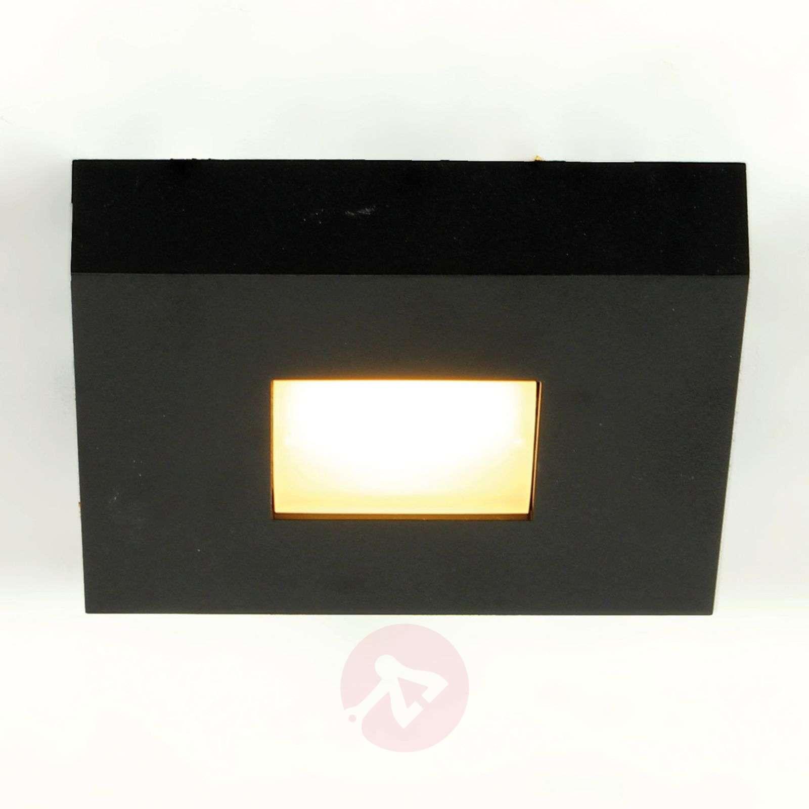 LED-kattovalaisin Cubus mustana-1556135-01