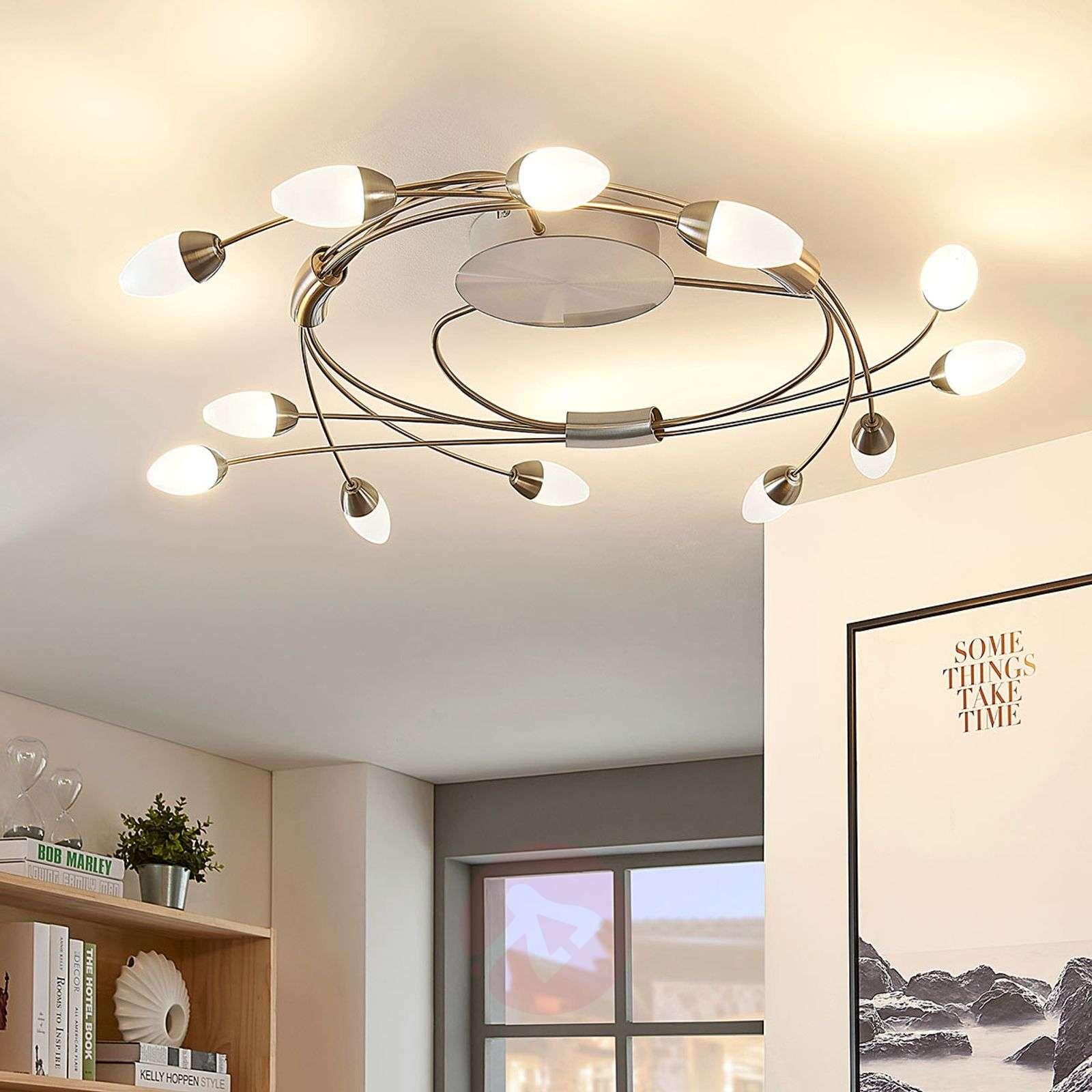 LED-kattovalaisin Deyan, himm. 12-lamppuinen-9621956-01