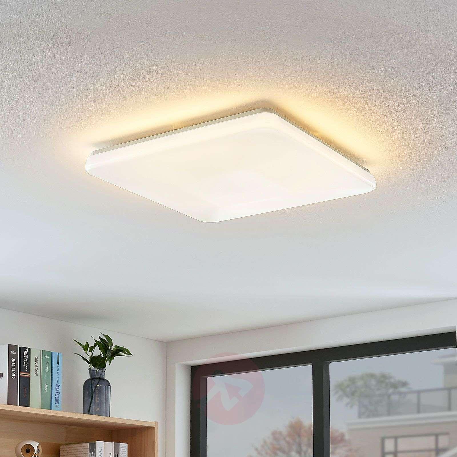 LED-kattovalaisin Indika värin vaihto CCT kulmikas-9624585-01