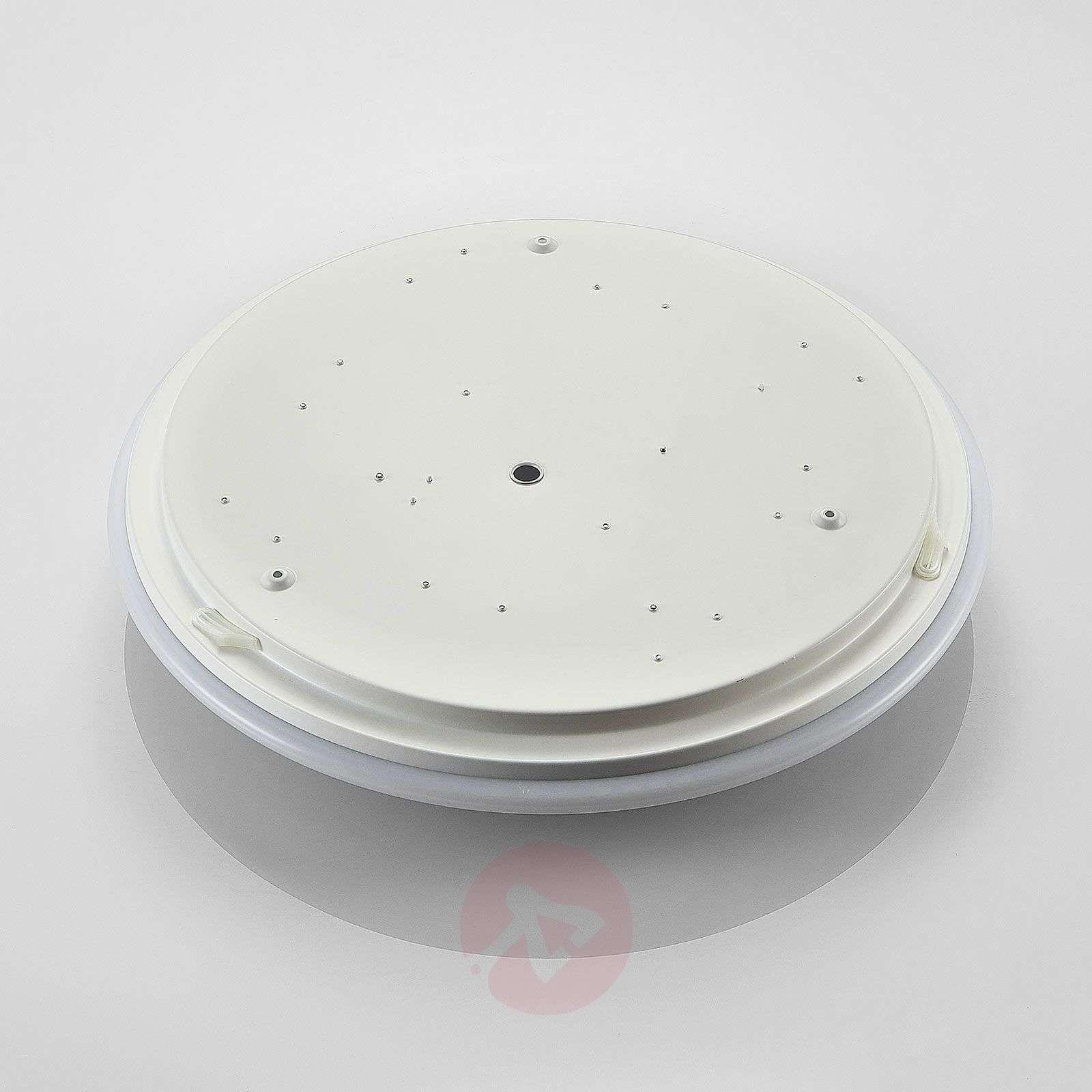 LED-kattovalaisin Indika, värin vaihto CCT, pyöreä-9624584-01