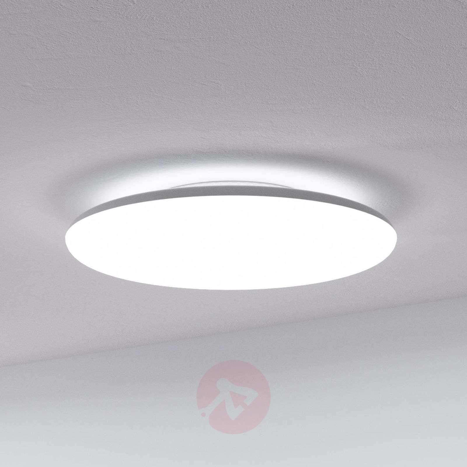 LED-kattovalaisin Jon perusvalkoinen pyöreä 24 W-9642015-05