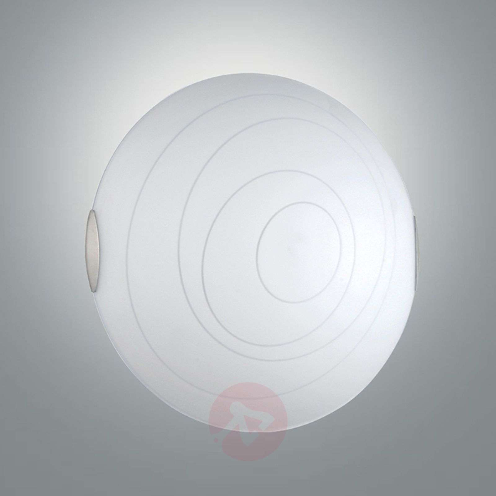 LED-kattovalaisin Kent, 40 cm, neutraali valkoinen-3501825-01