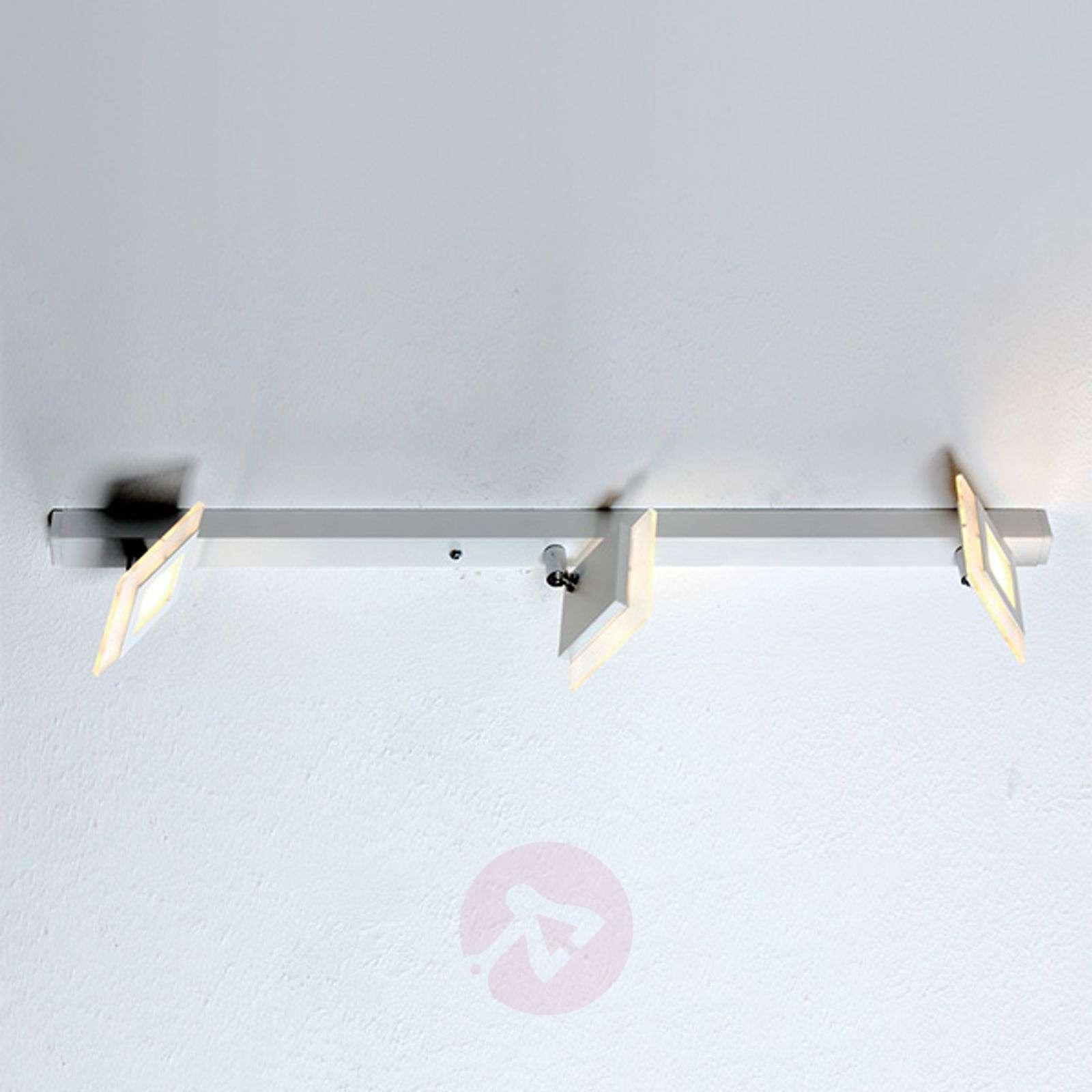 LED-kattovalaisin Line valkoinen 3-lamppuinen-1556072-01