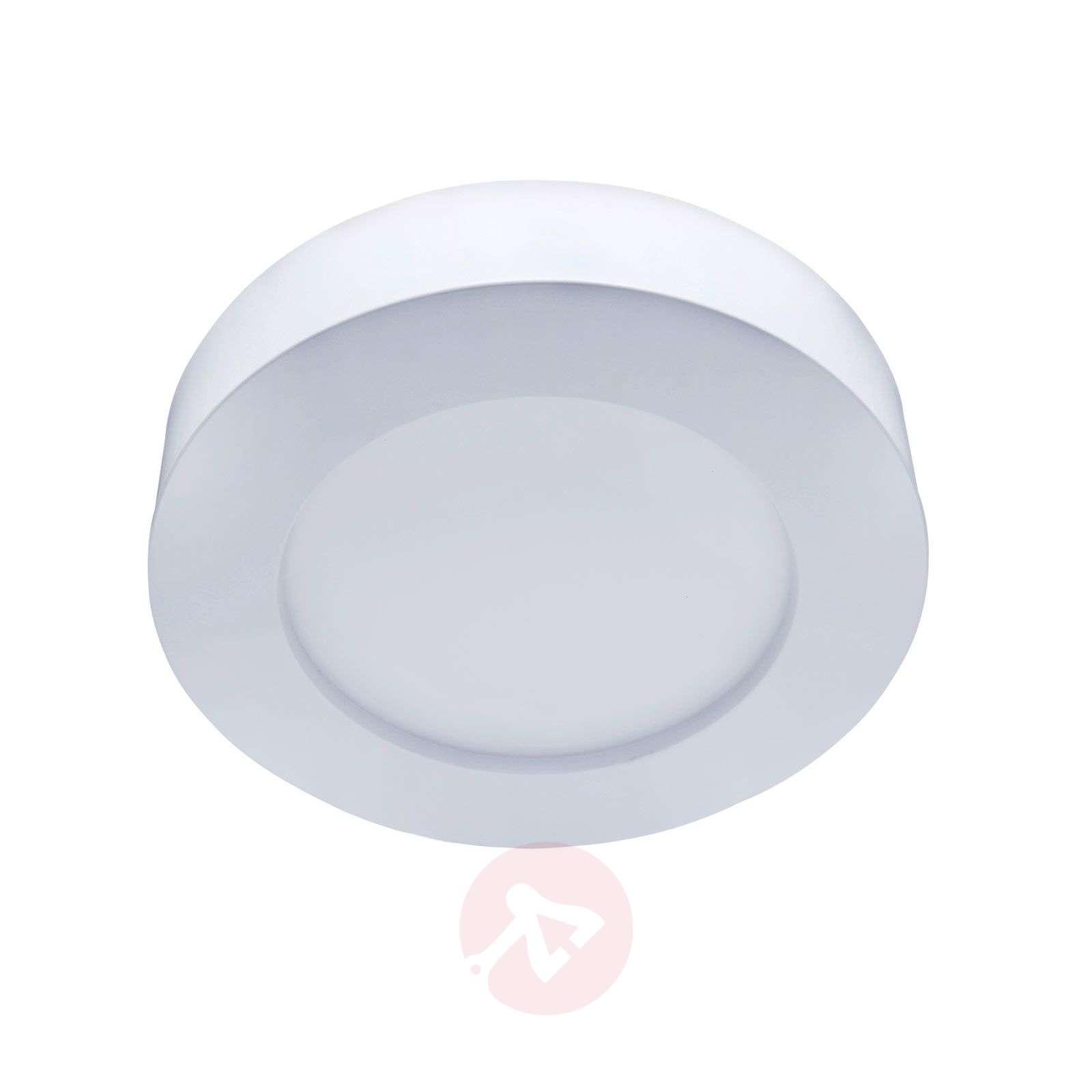 LED-kattovalaisin Marlo valk. 3000K pyöreä 18,2cm-9978091-02