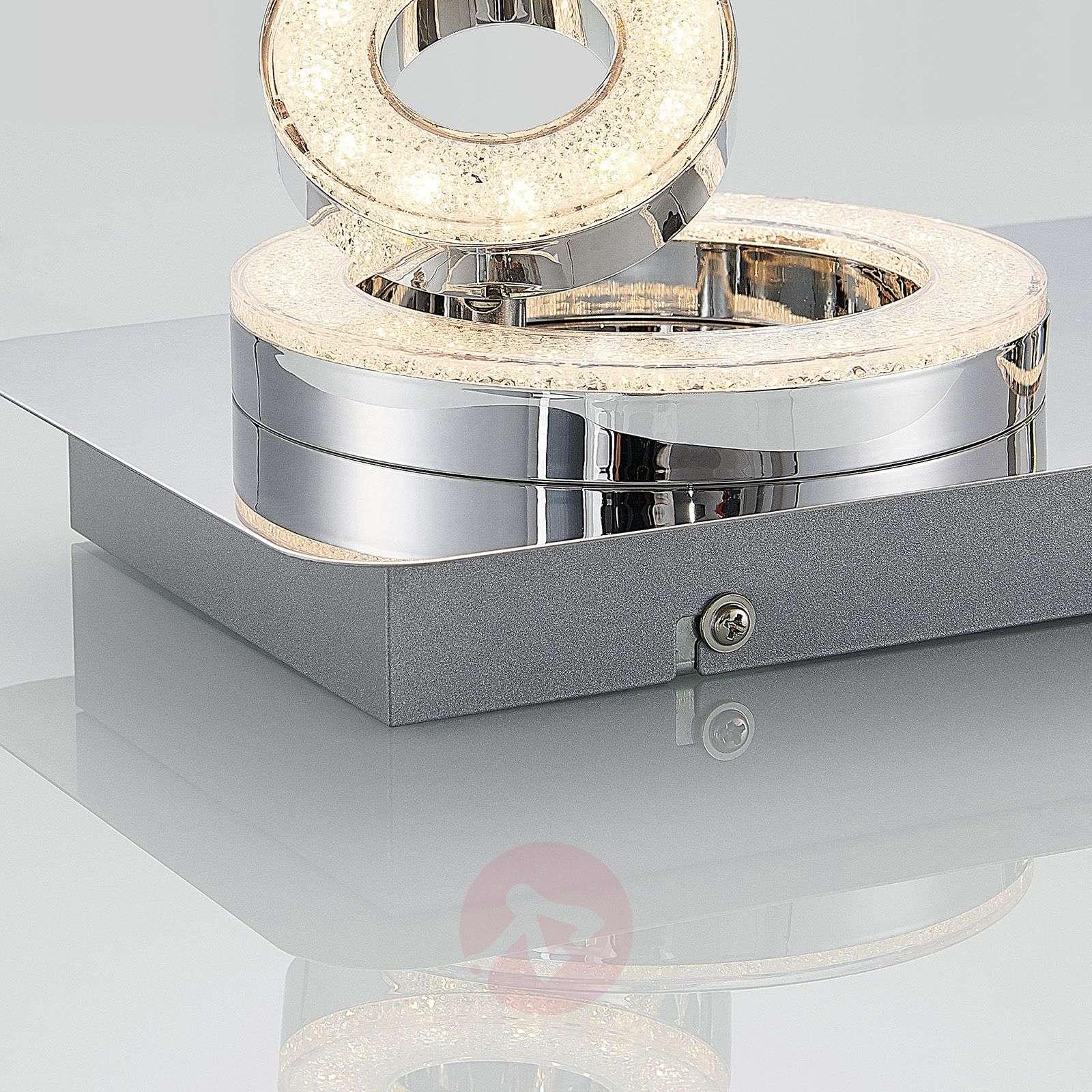 LED-kattovalaisinMikkel, RGBW 40x17cm-7620063-02