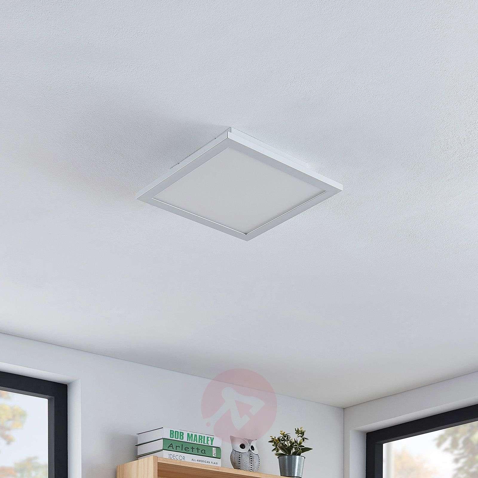 LED-kattovalaisin Milian kaukosäätimellä 30x30cm-7620058-02