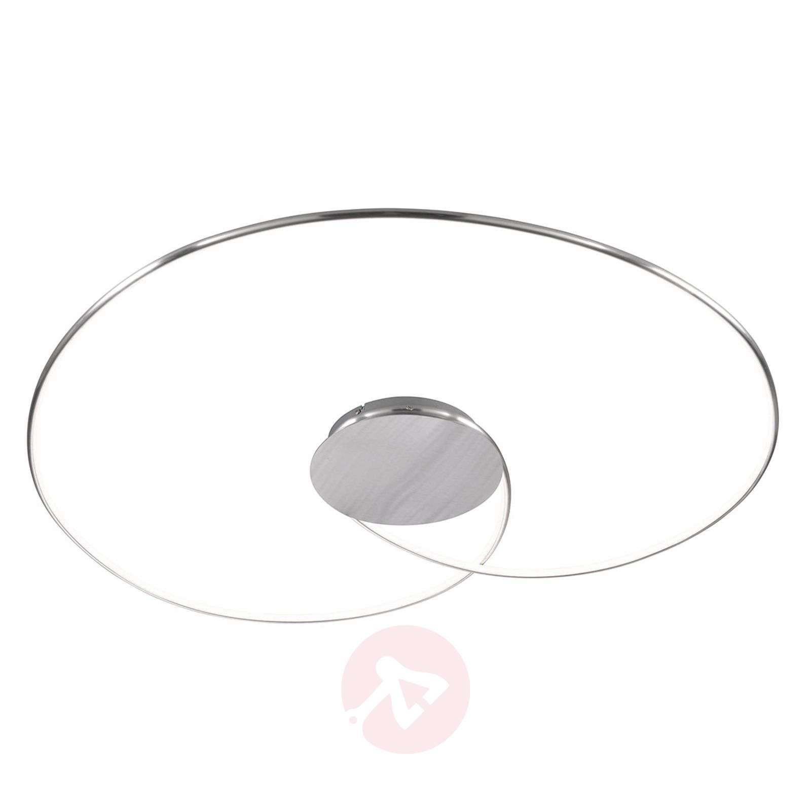 LED-kattovalaisin Opus, alumiini, pituus 90 cm-9652173-01