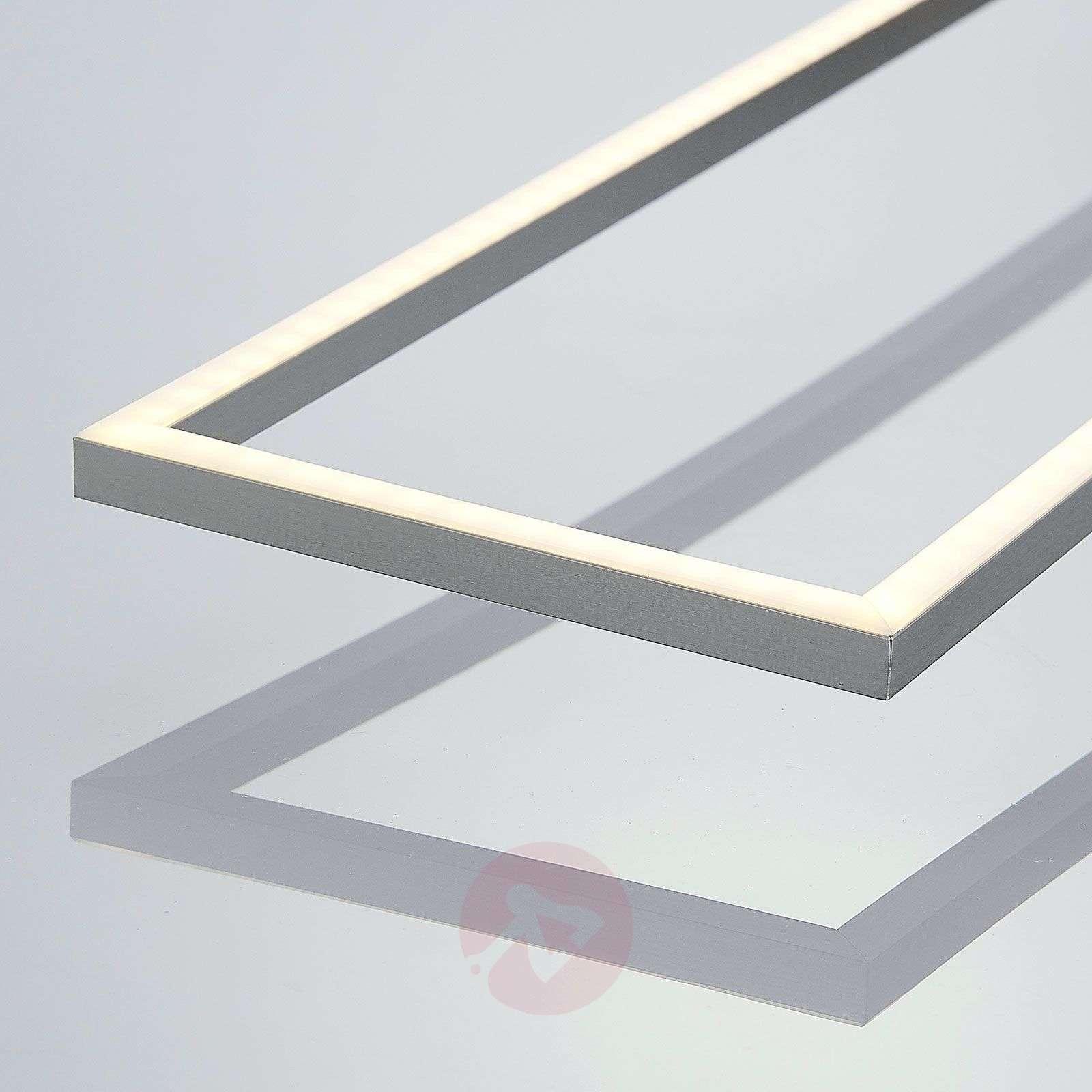LED-kattovalaisin Quadra, himmennettävä-7620075-02