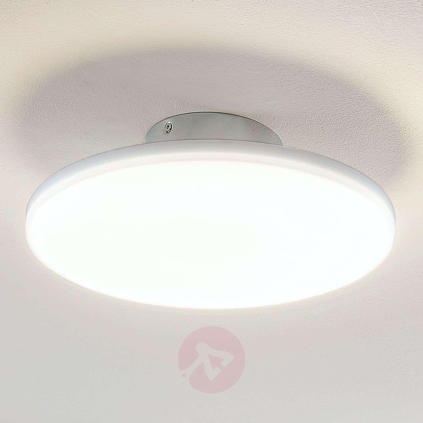 LED-kattovalaisin Sherko, pyöreä, 1-lamppuinen-9635004-02