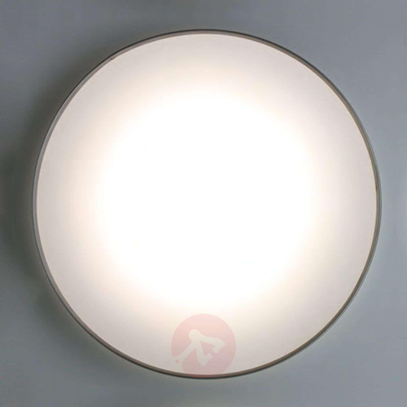 LED-kattovalaisin SUN 4, 8W 3 K ruostumaton teräs-1018192-02