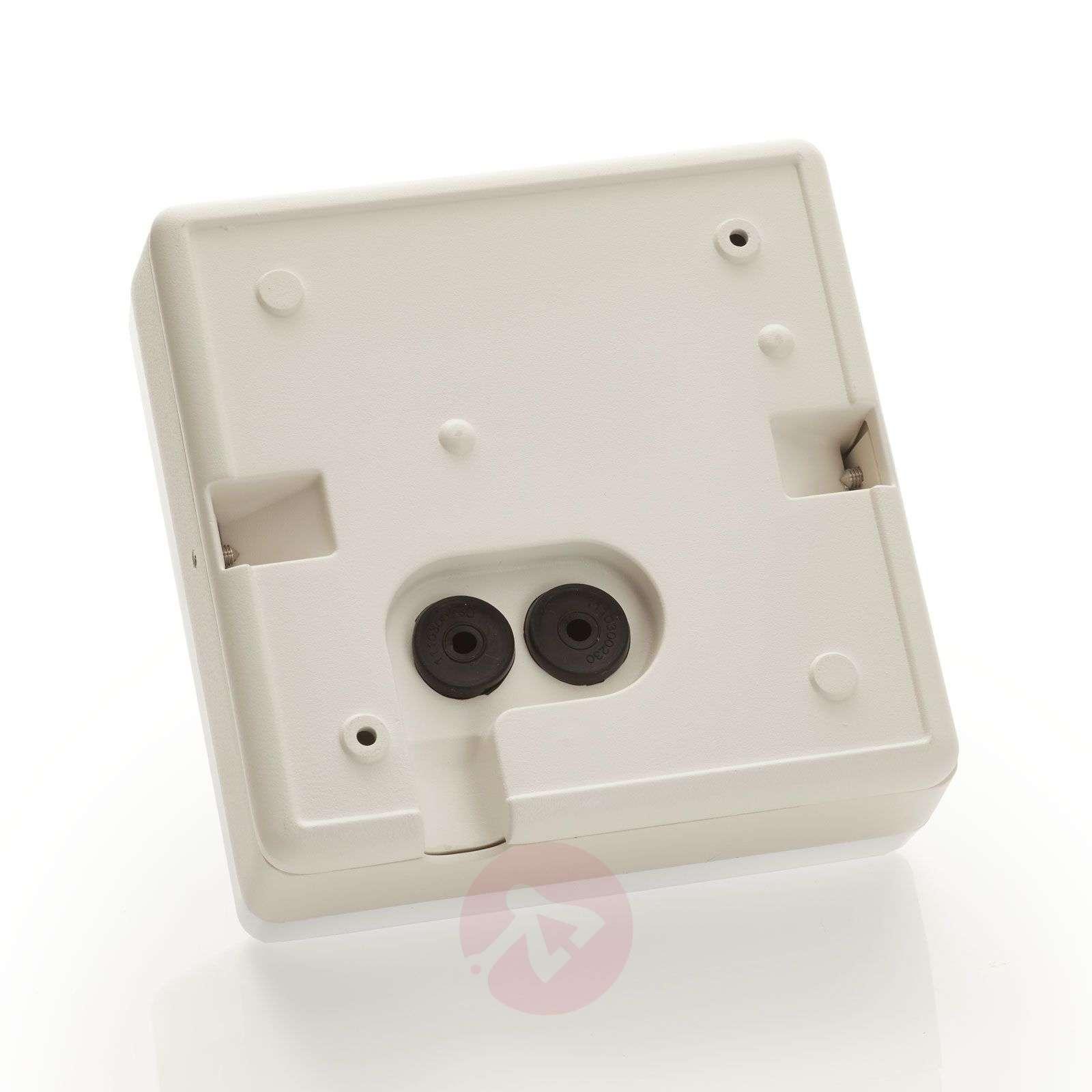 LED-kattovalaisin Thilo, valkoinen, 16 cm-9969144-02