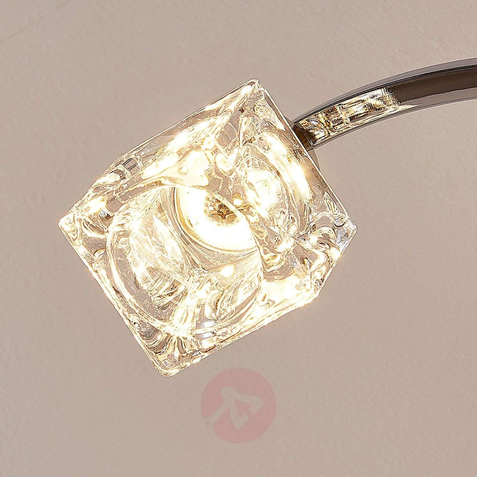 LED-kattovalaisin Yaro, himmennettävä 6-lamppuinen-9621972-01