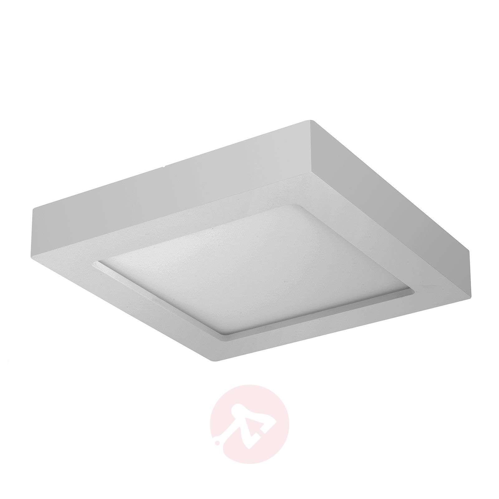 LED-kattovalo Marlo valk. 3000K kulmikas 18,1cm-9978094-02