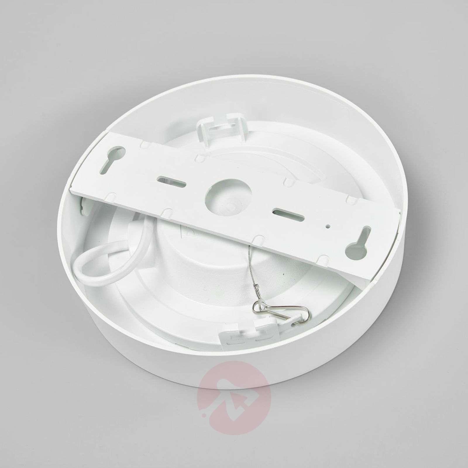 LED-kattovalo Marlo valkoinen 4000K pyöreä 18,2cm-9978064-02