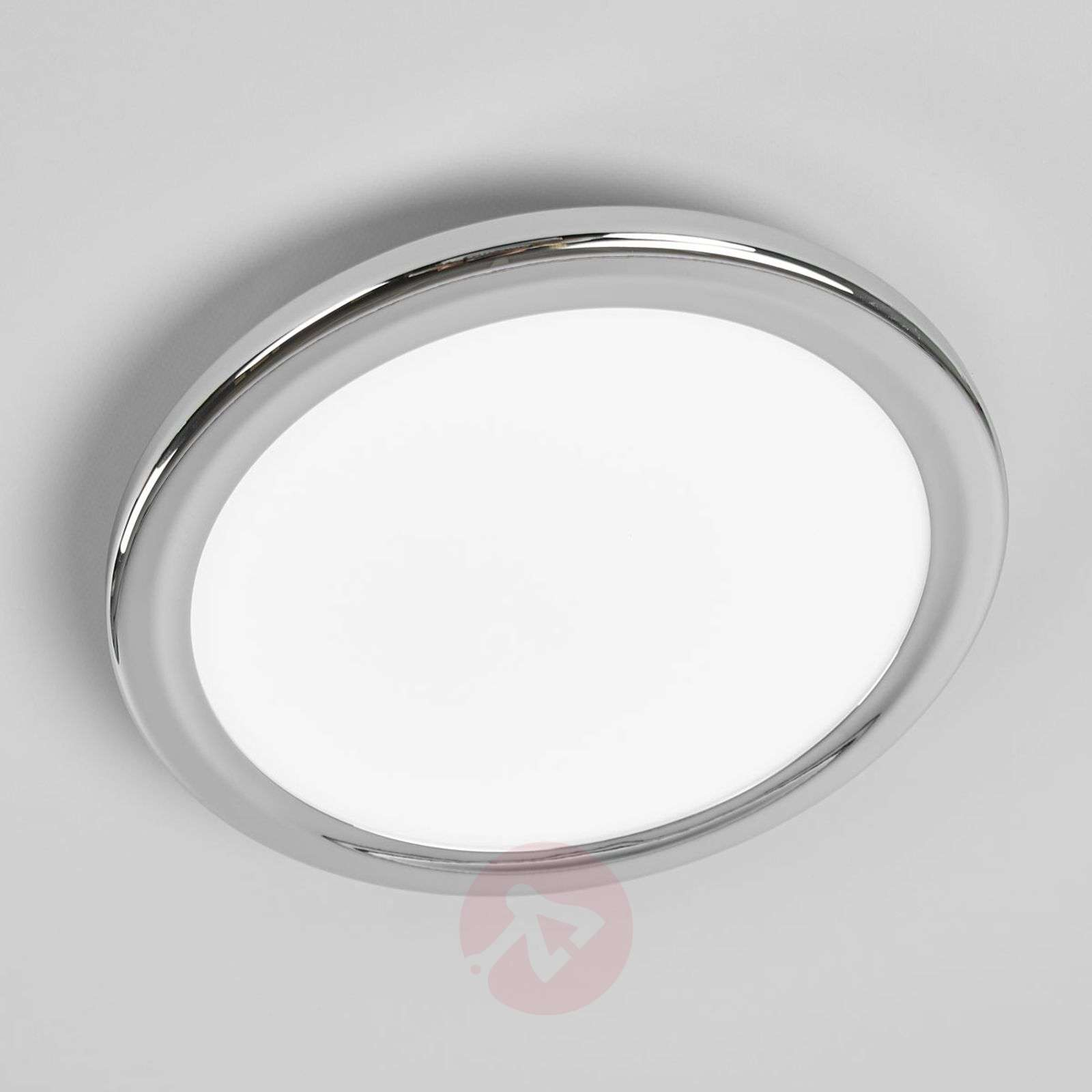 LED-kattovalo Neptun easydim pyöreä 30cm, kromi-1509140-02