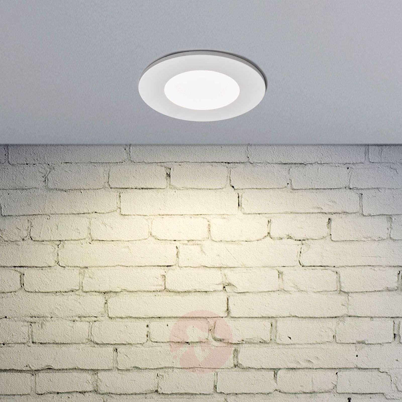 LED-kohdevalaisin Kamilla, valkoinen, IP65, 7 W-9966020-04